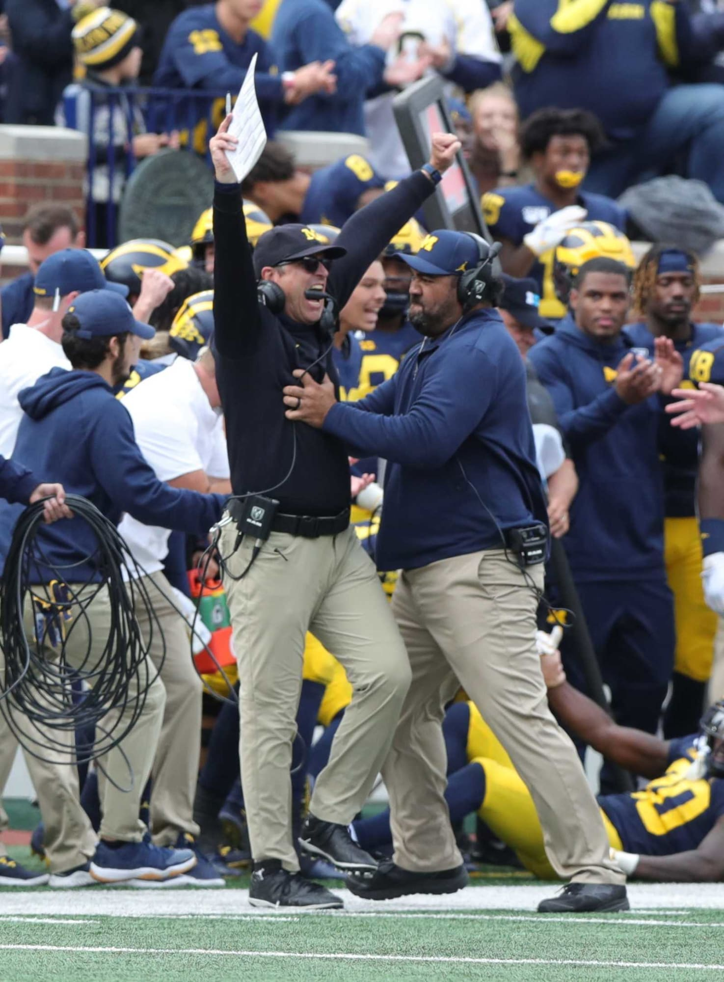 Michigan Football: Wolverines could have loaded D-line haul in 2022