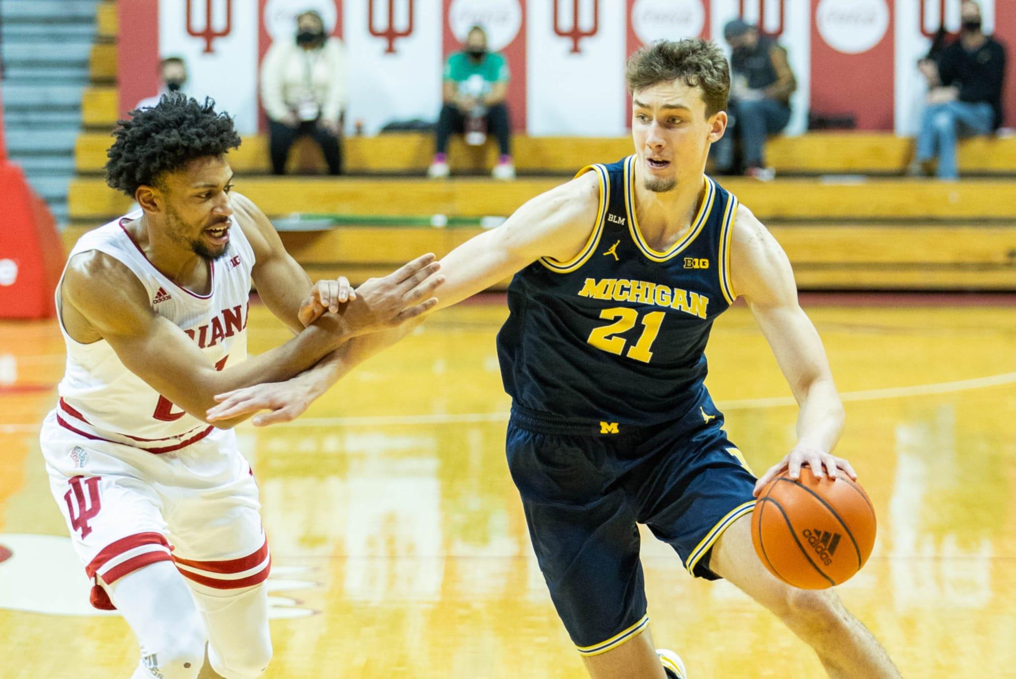 Michigan Basketball: Grading Wolverines win against Indiana - GBMWolverine