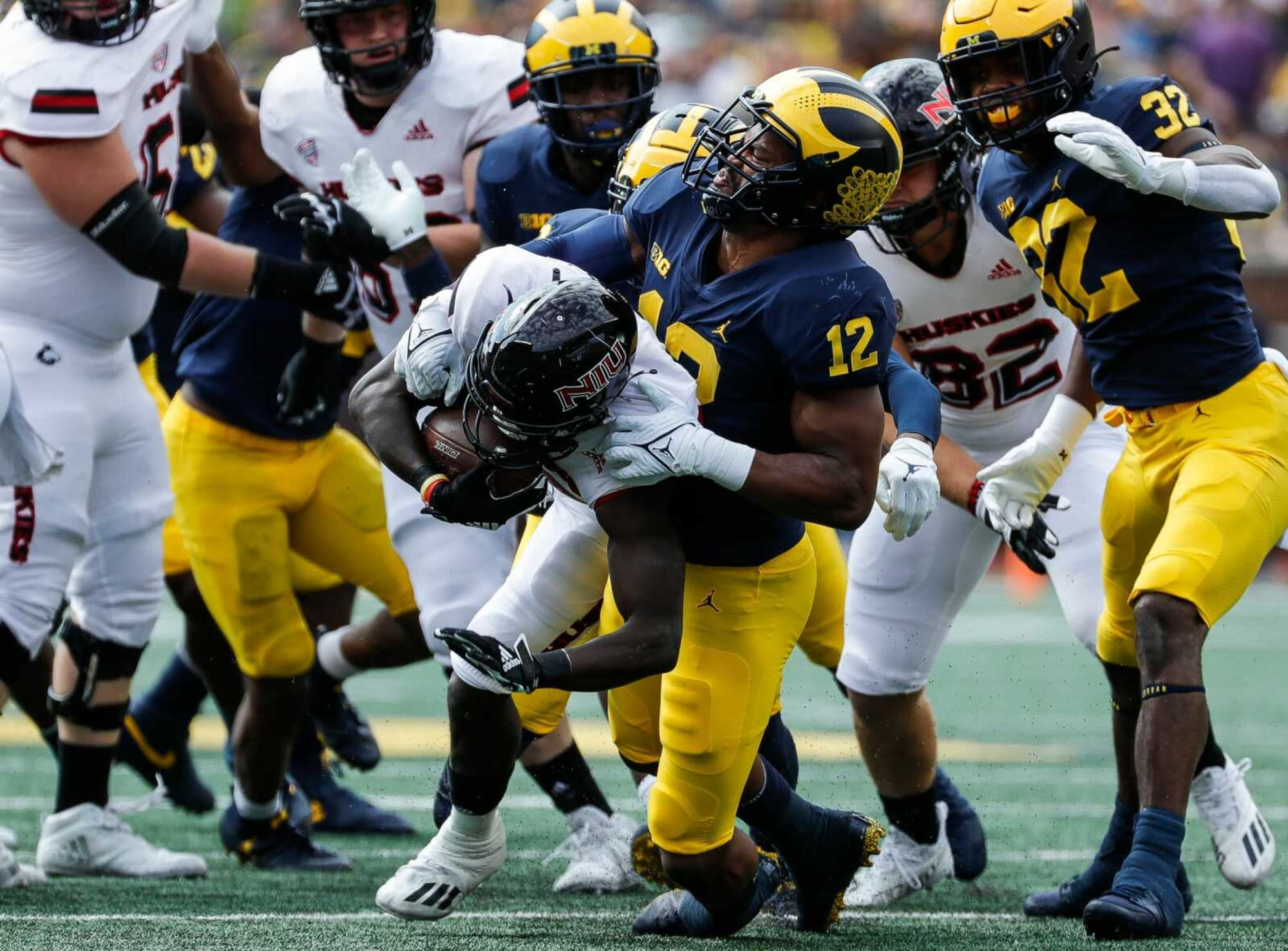 Michigan Football: 5 Wolverines to watch against Rutgers