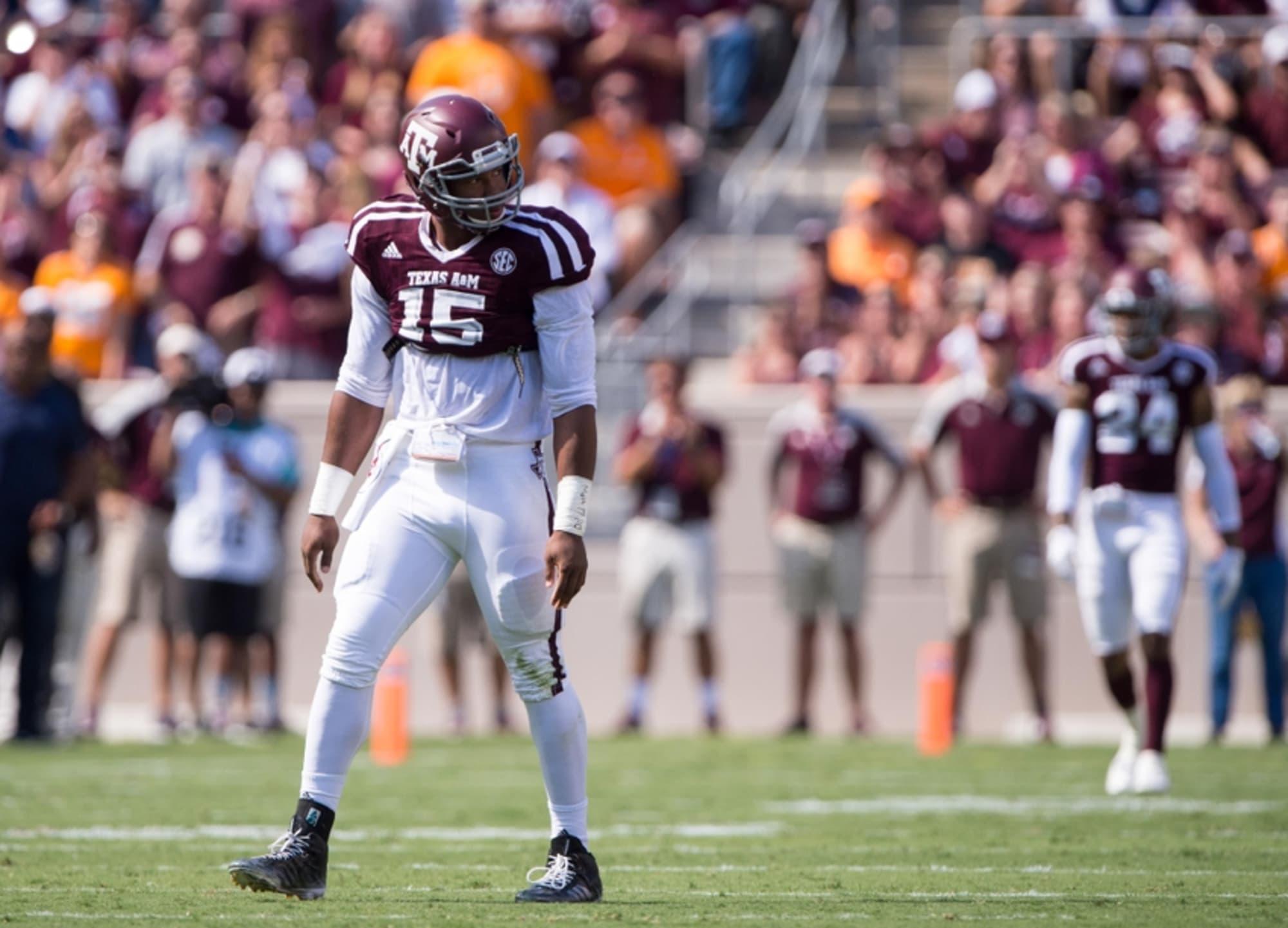 Texas A&M Football Myles Garrett Declares for the NFL Draft