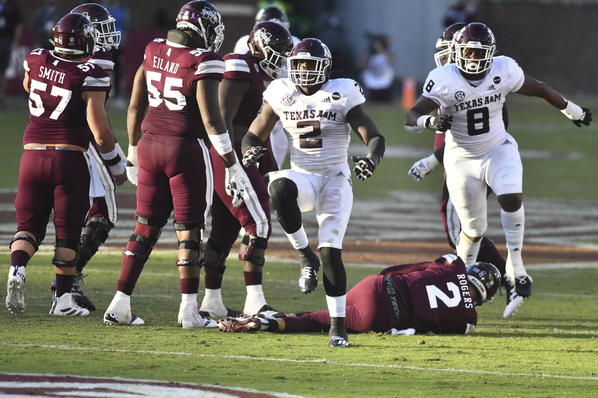 Texas A&M Football: Ranking 3 toughest opponents on 2021 schedule