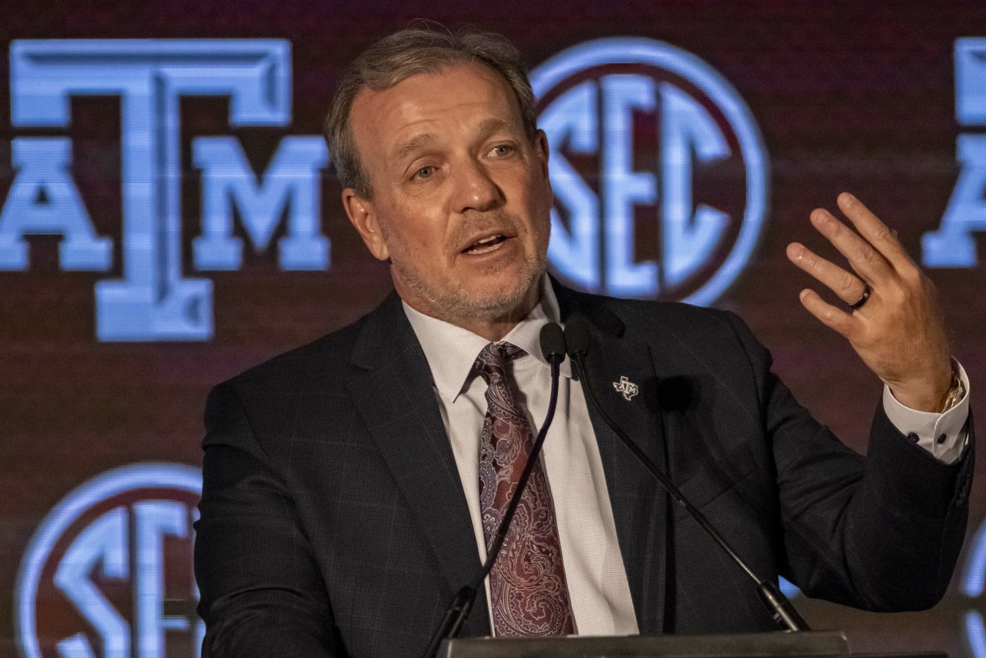 Texas A&M Football: Is there any chance of Aggies leaving the SEC?