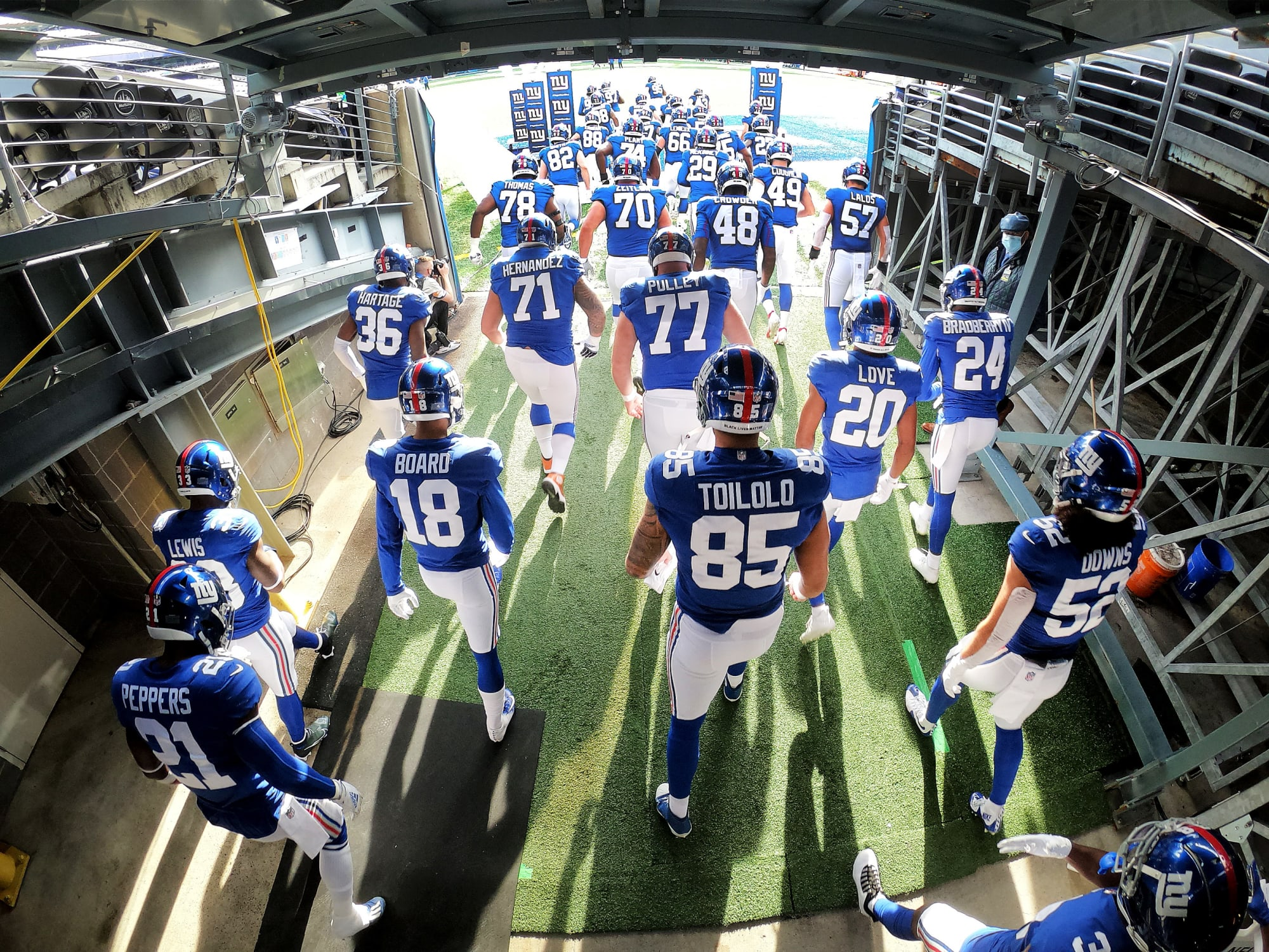 NY Giants Cap Space: How Dave Gettleman can add more space in 2021.