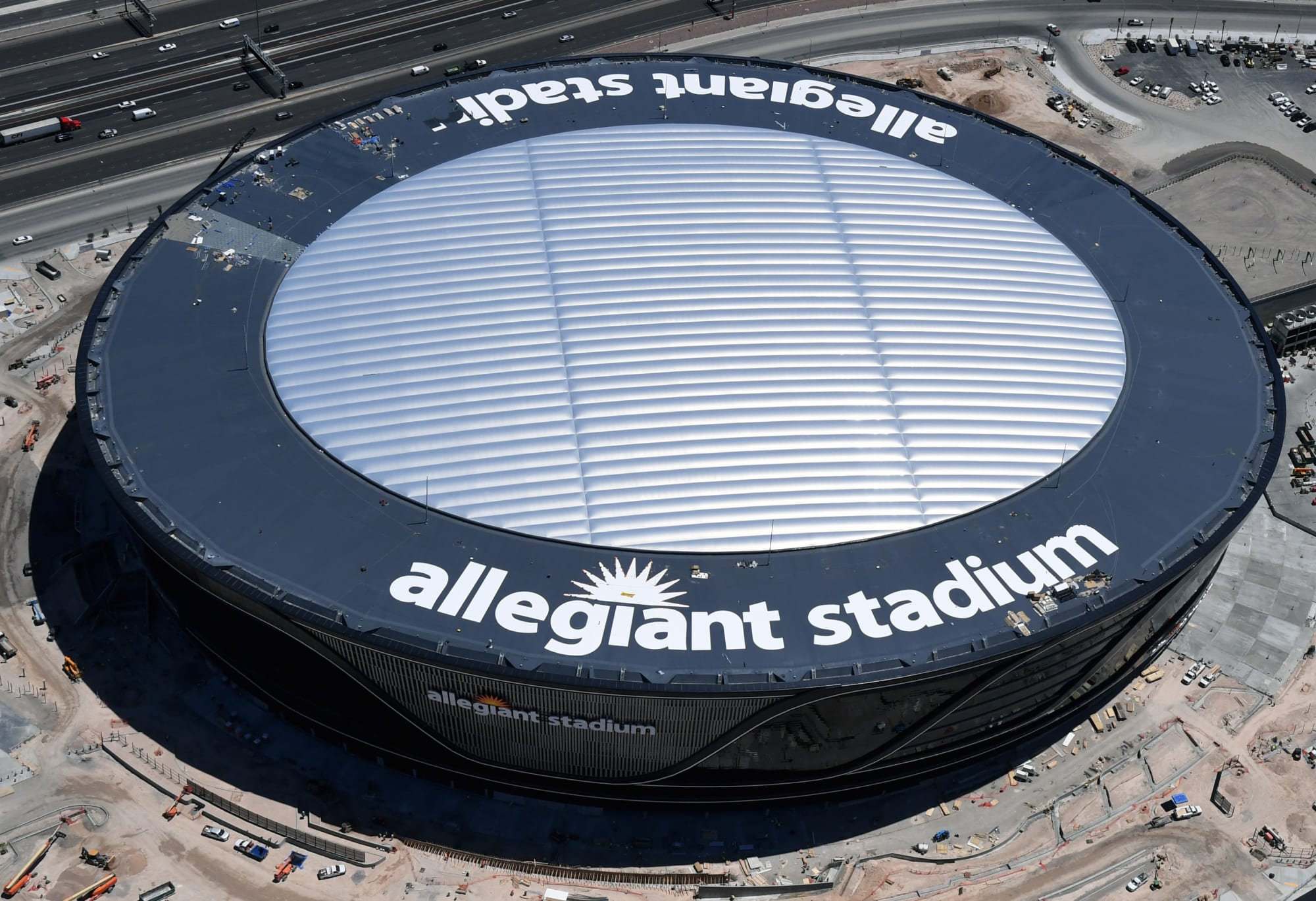 Raiders set to debut Allegiant Stadium Monday night against the Saints