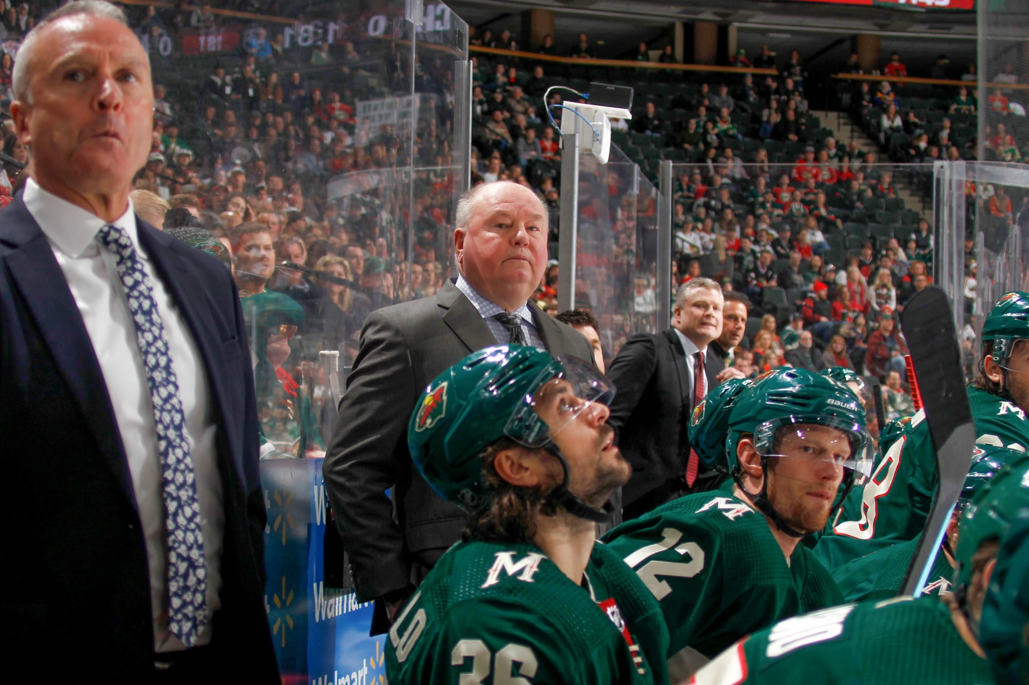Who Will Replace Bruce Boudreau as Minnesota Wild Head Coach?