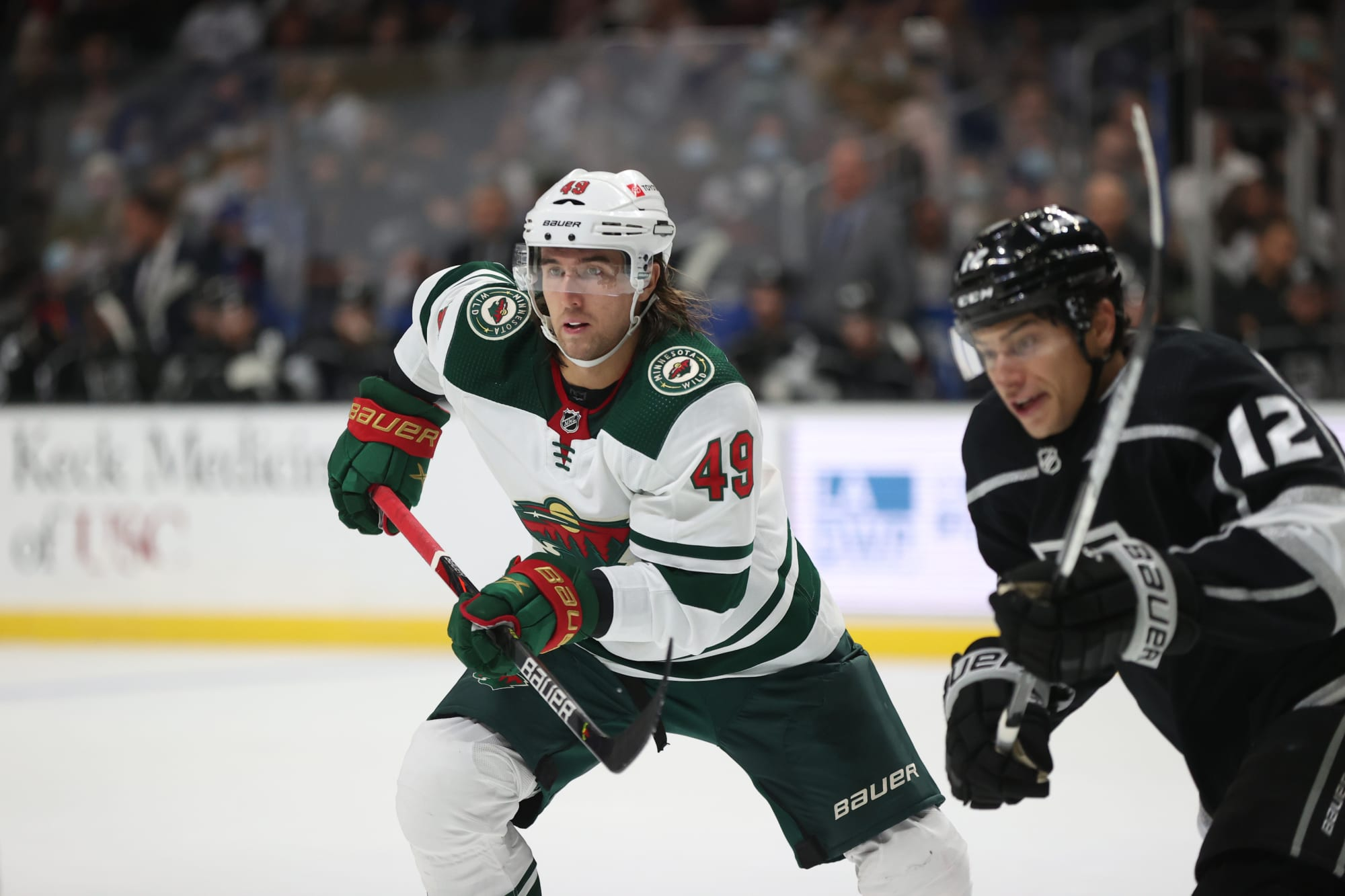 Minnesota Wild: Just two games in but so far, so good