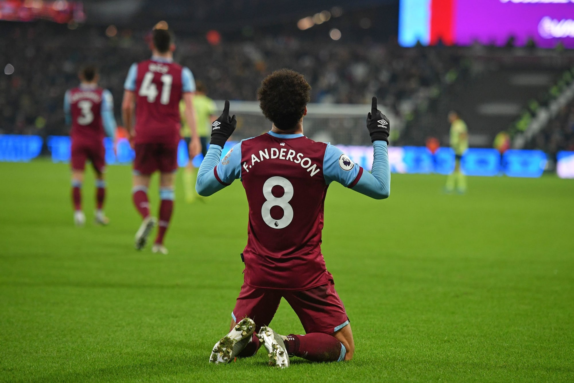 """West Ham: The real """"problem"""" with Felipe Anderson"""