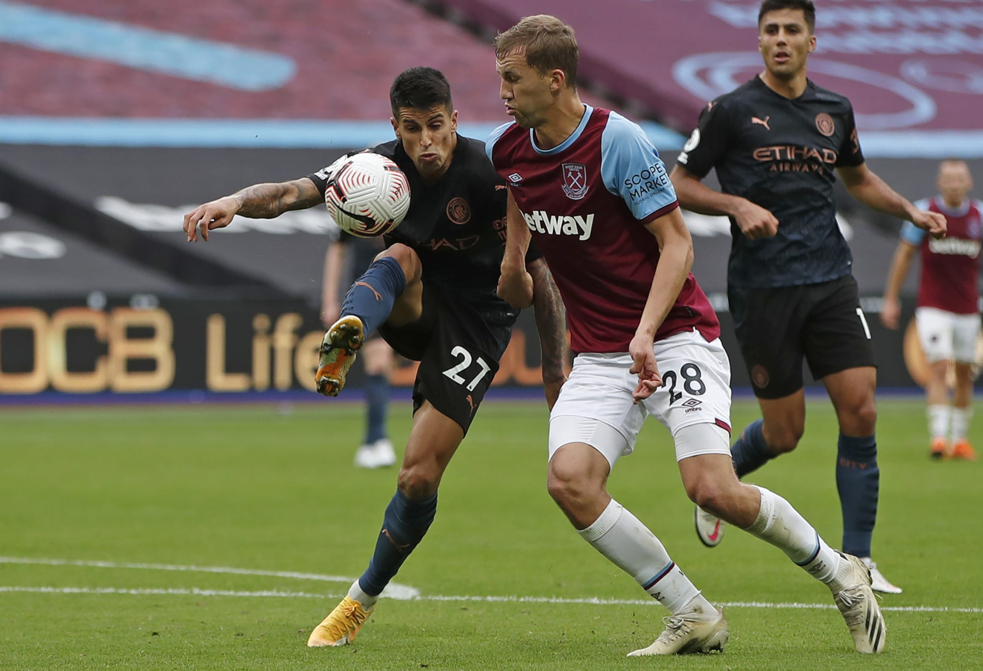 Solid Across the Board For West Ham Player Ratings