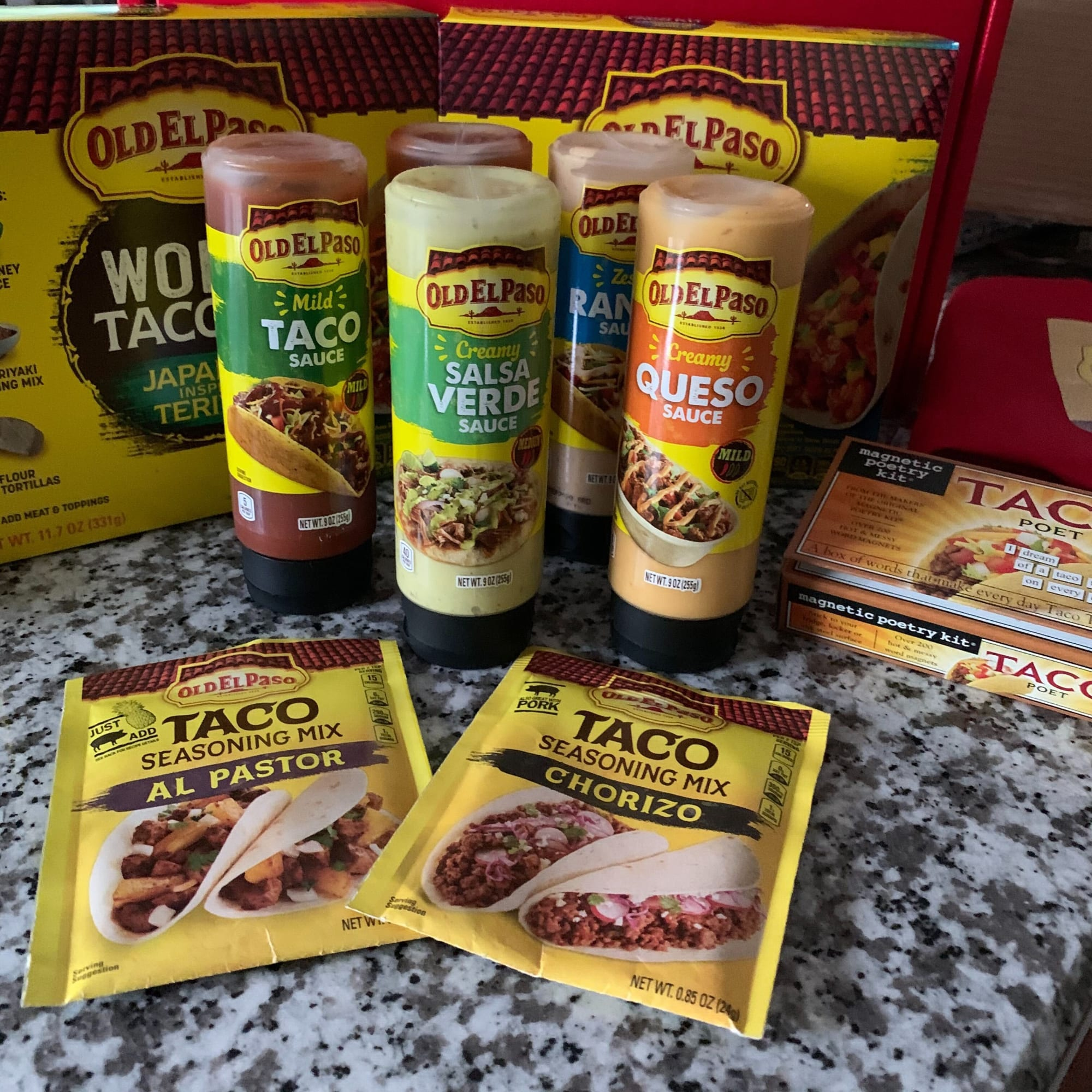 Taco Tuesday Gets Kicked Up A Notch With The Help Of Old El Paso