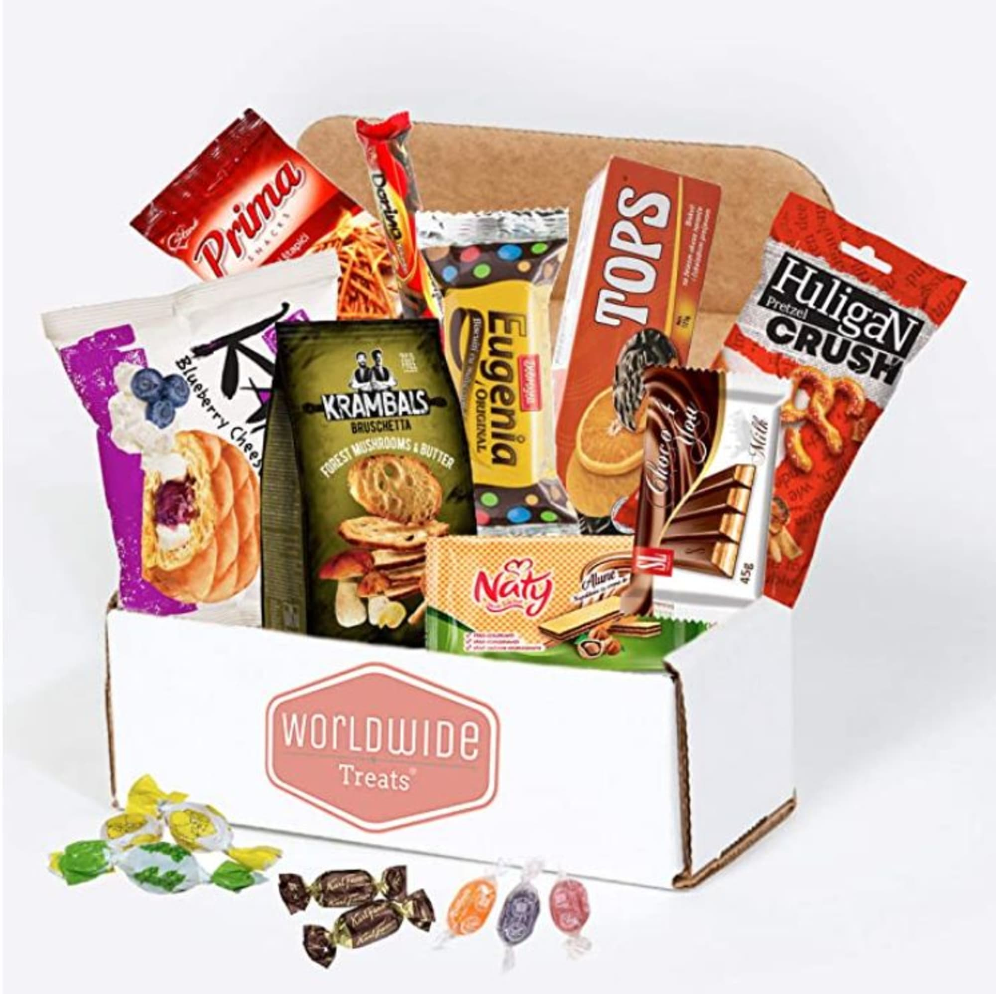 Travel the World From Your Home With These International Snack Subscription Boxes