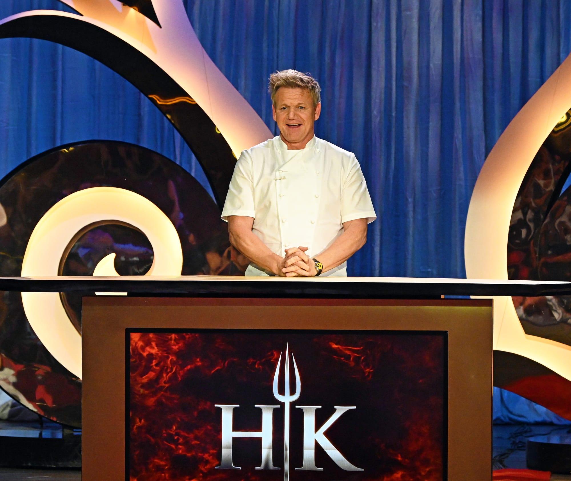 Gordon Ramsay: Indoor dining returns at his restaurants next week