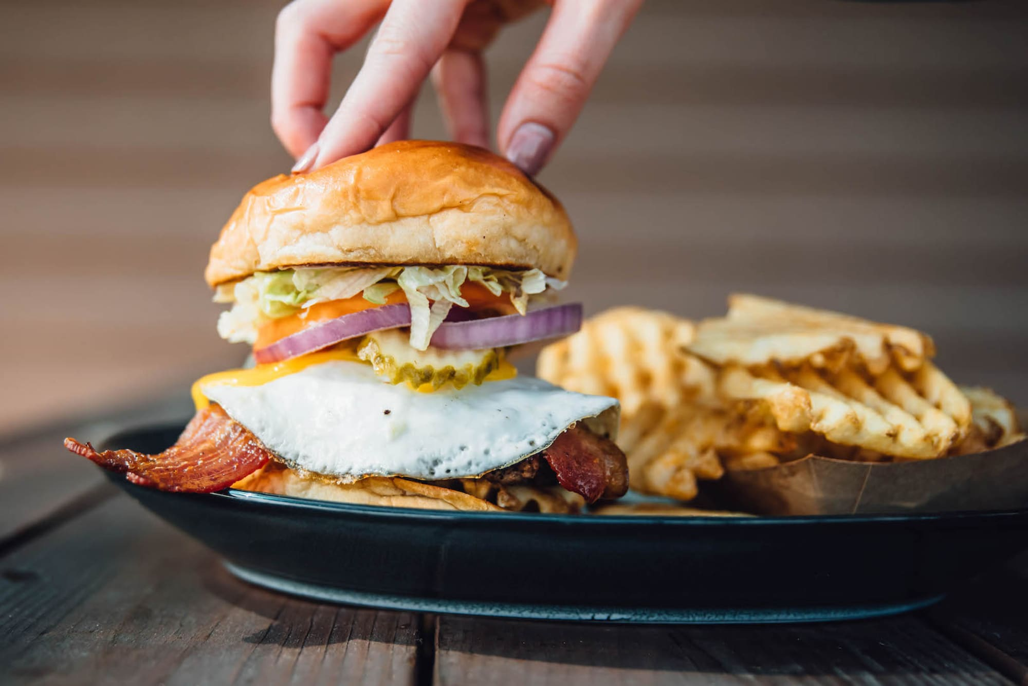 Walk-On's Sports Bistreaux: Find your next brunch spot with a touch of southern comfort