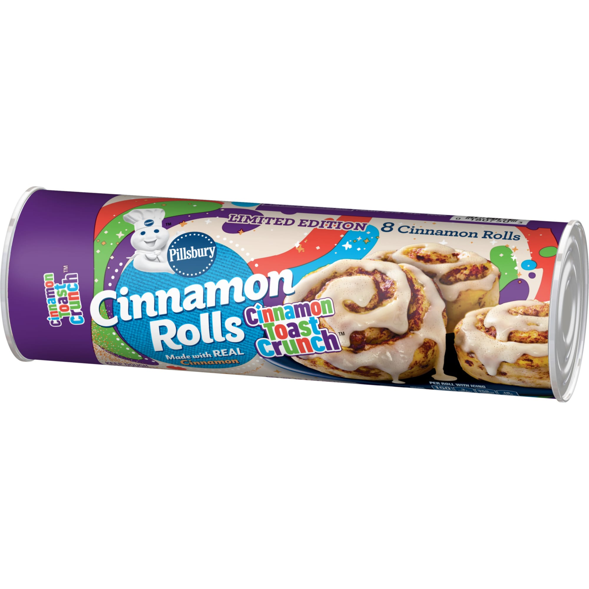 Cinnamon Toast Crunch gives us two new ready to bake offerings