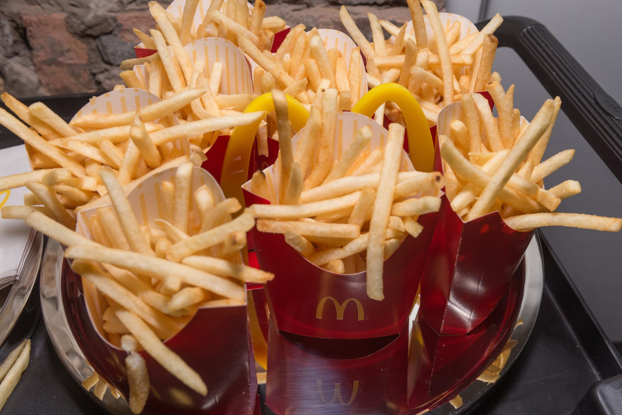 How to make McDonald's fries at home