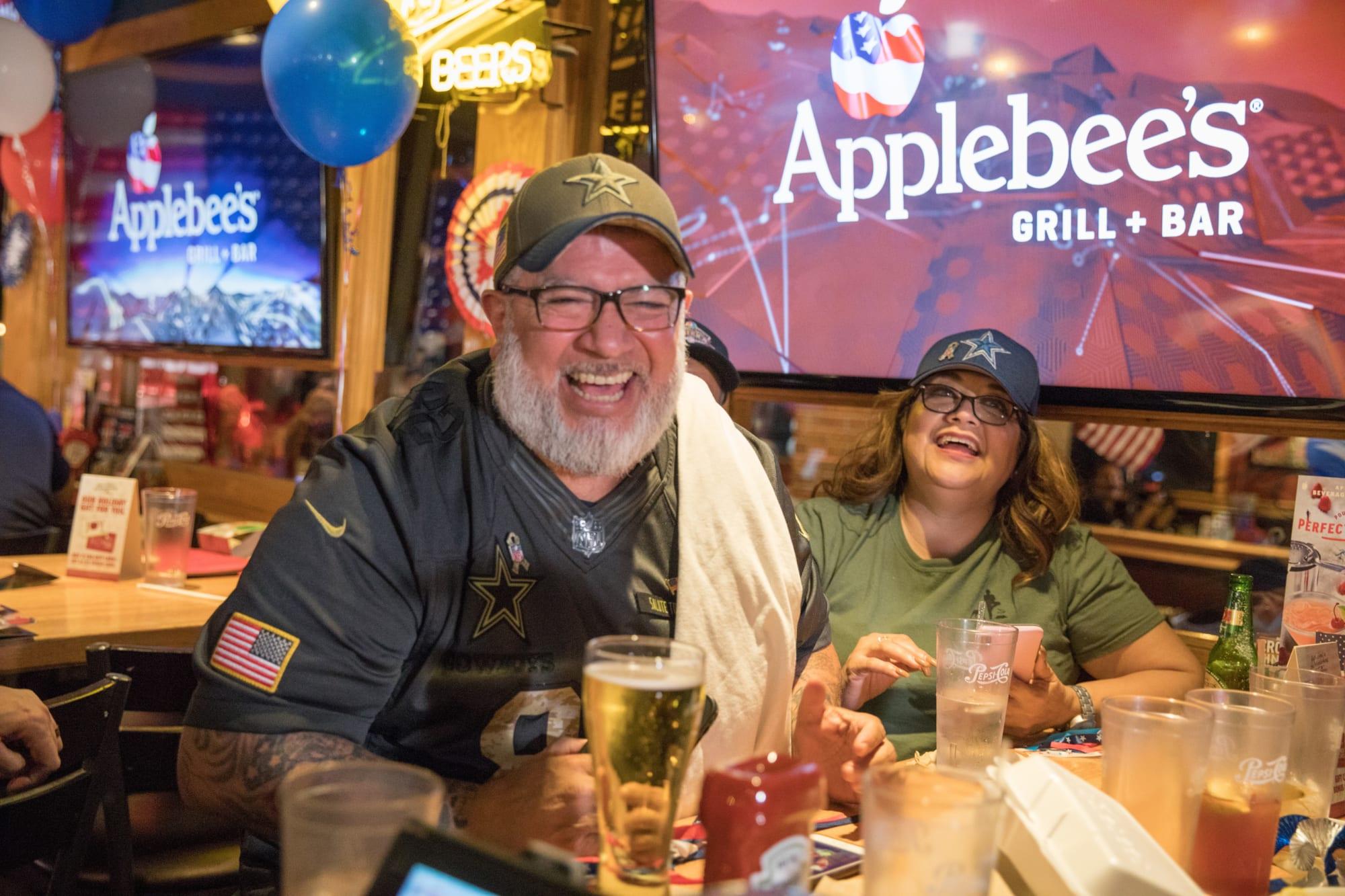 Applebees menu: Irresist-A-Bowls are back!