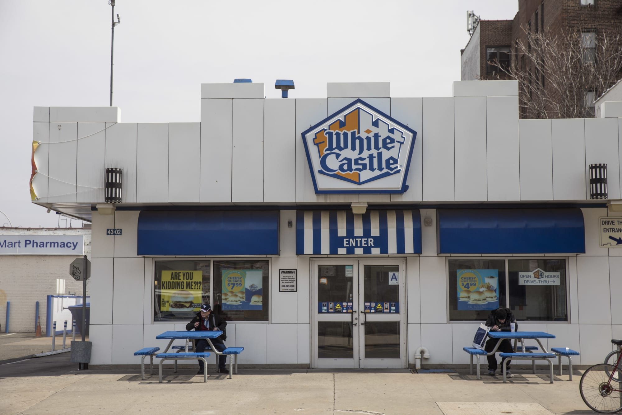 White Castle offers free combo meal for joining rewards program