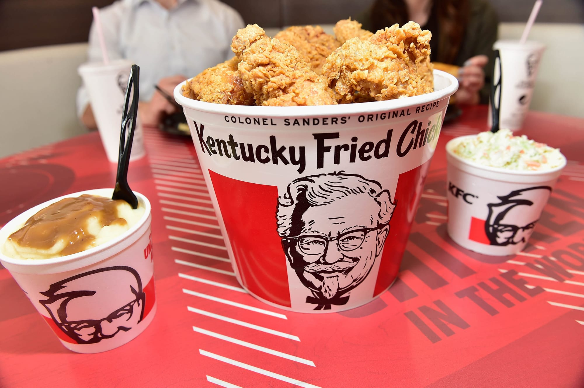 KFC Crocs allow you to have chicken on your feet