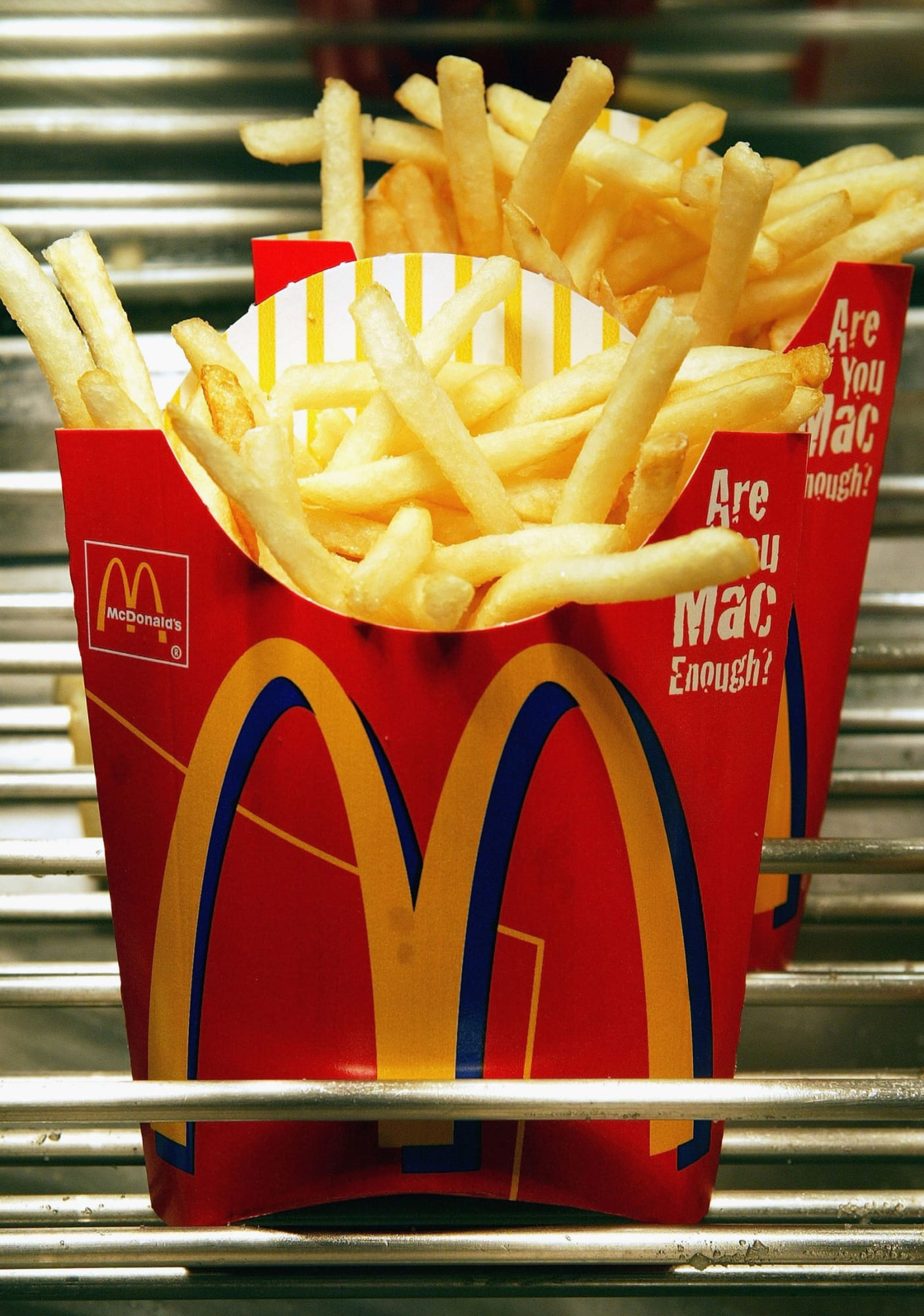 How would you like to make McDonald's fries at home?