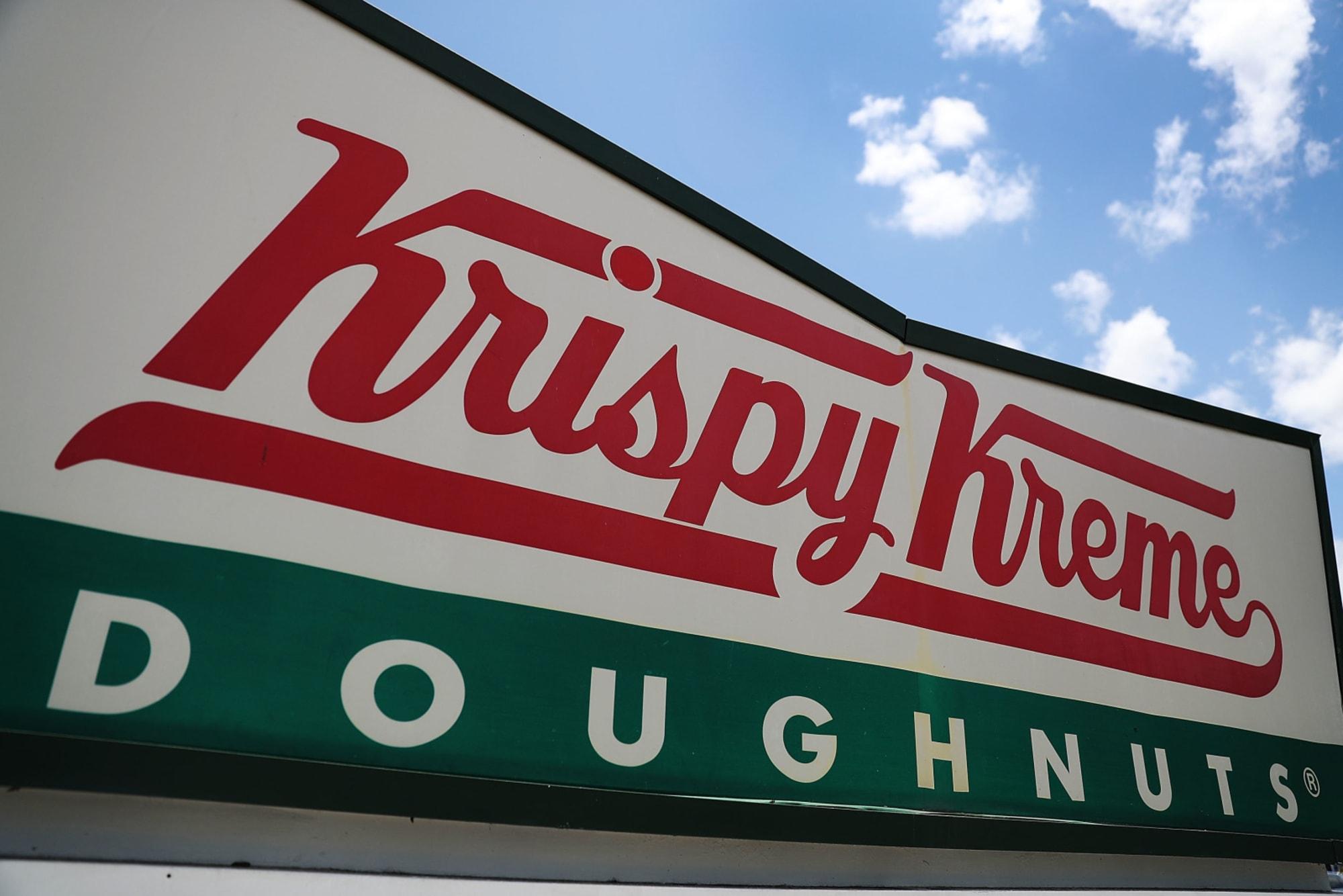 Krispy Kreme selling limited edition peach pies
