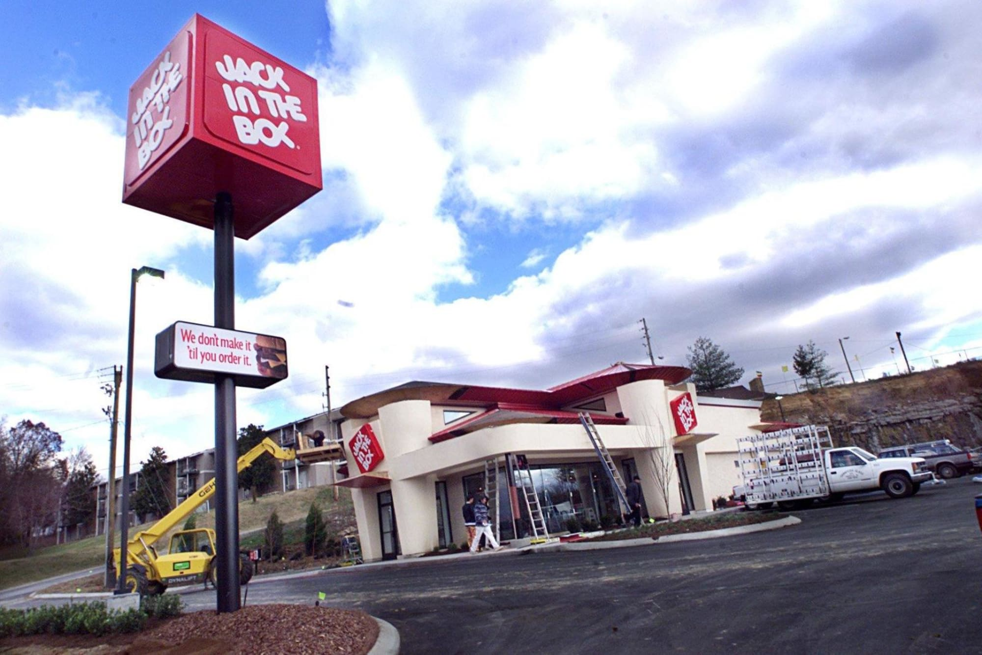 Are donut holes still at Jack in the Box?