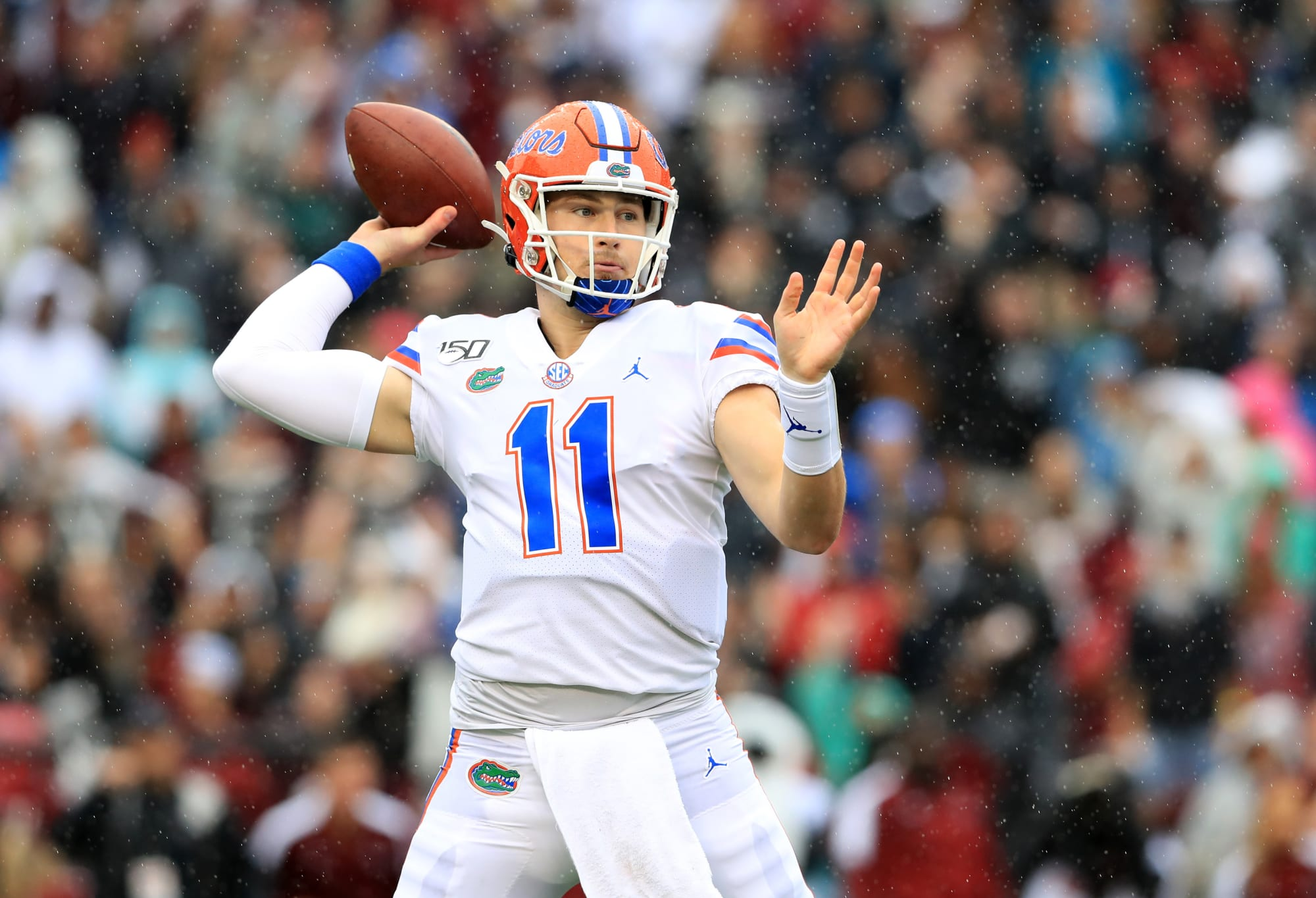 Florida football: Gators dodge bullet at South Carolina ...
