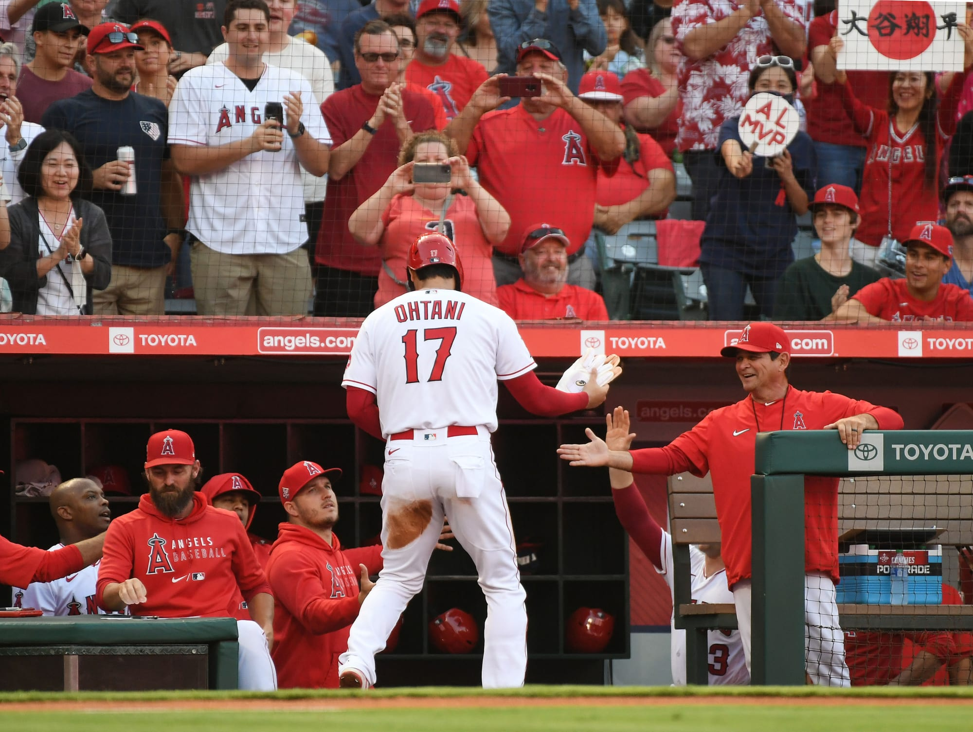 Shohei Ohtani's first inning feat cemented status as most complete player