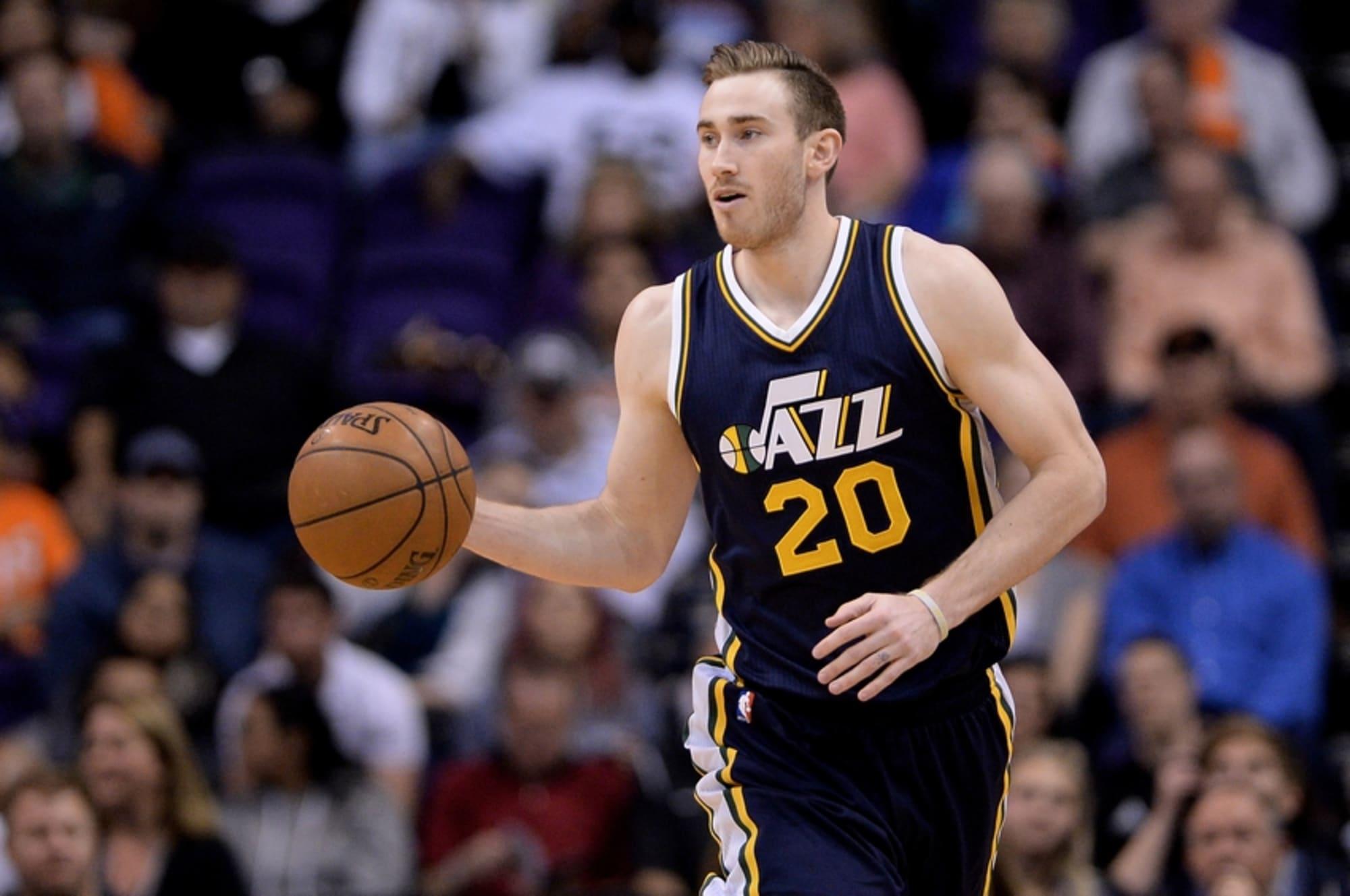Boston Celtics Trade Targets Gordon Hayward