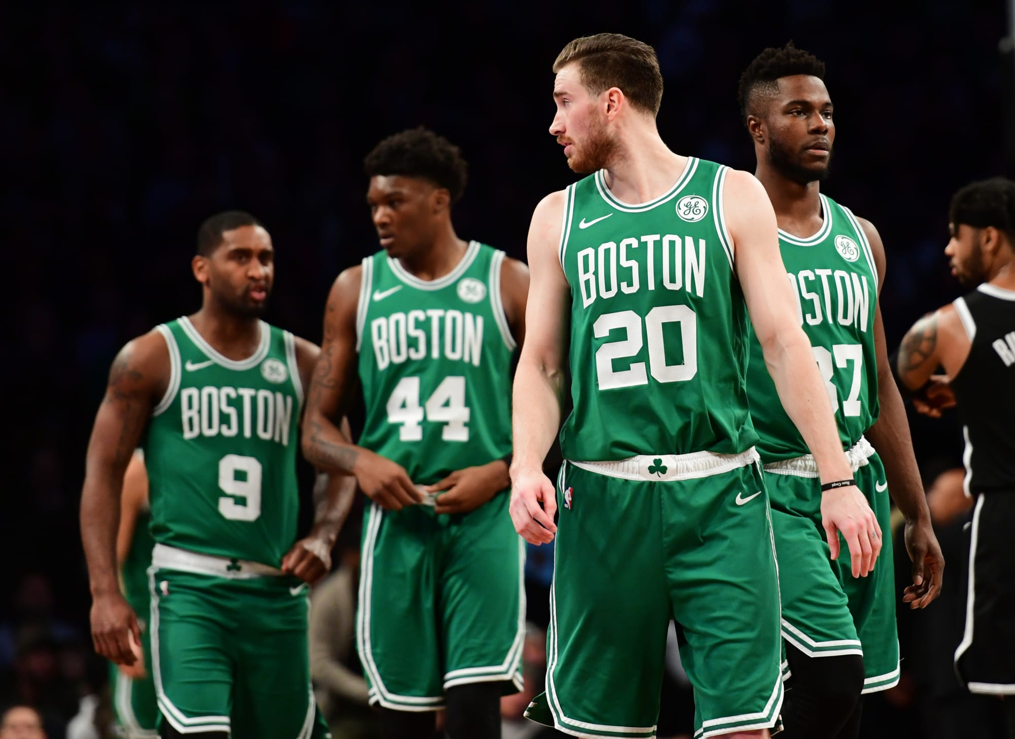 Boston Celtics: 2 players primed to lose minutes with Hayward back