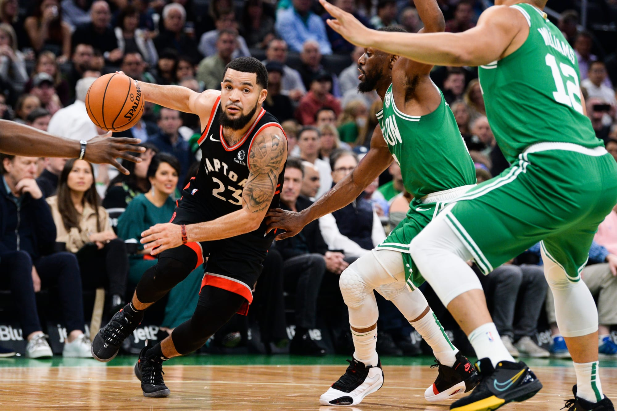 Boston Celtics: the one player in the league Tremont Waters should take notes from