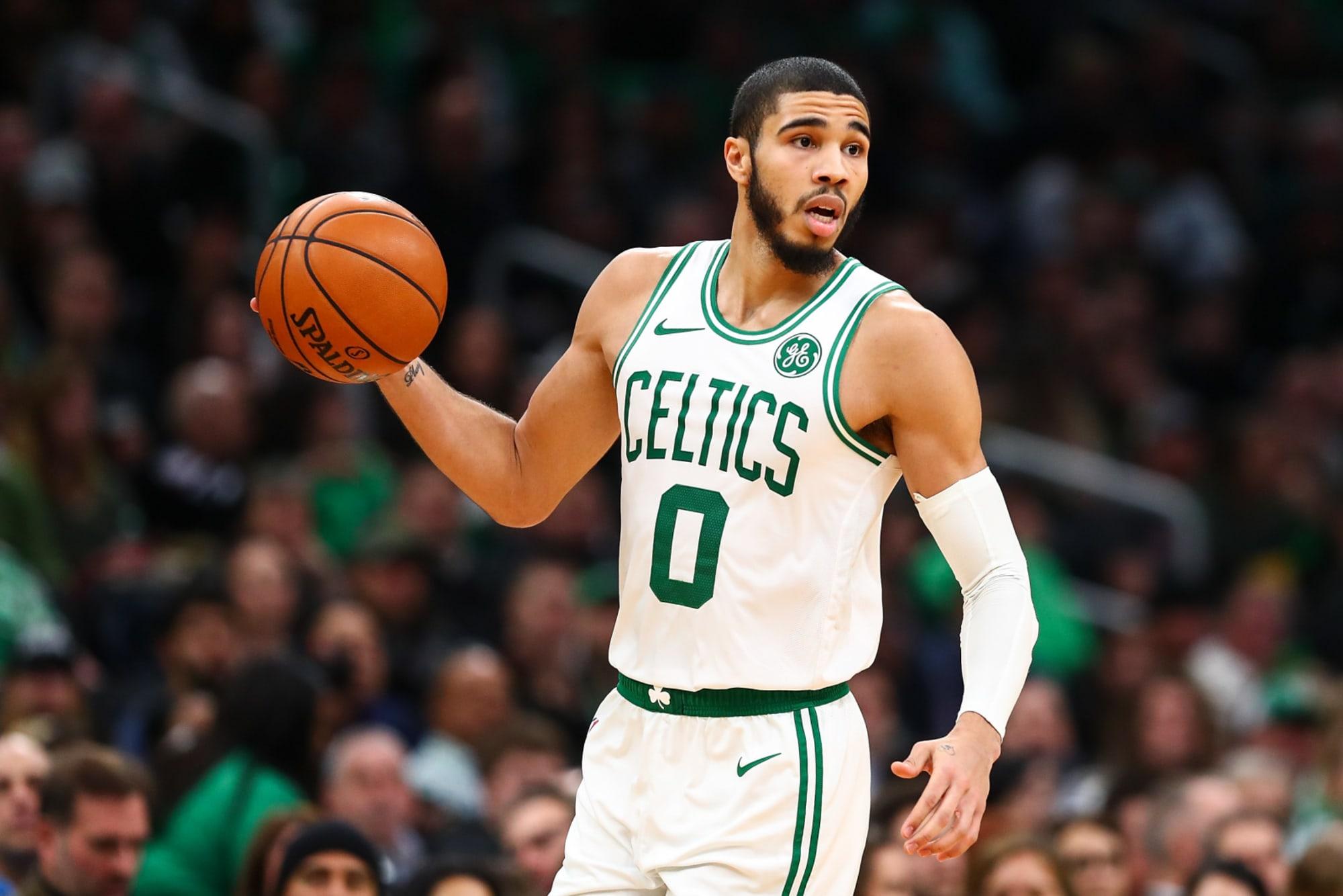Boston Celtics Player Of The Week Jayson Tatum