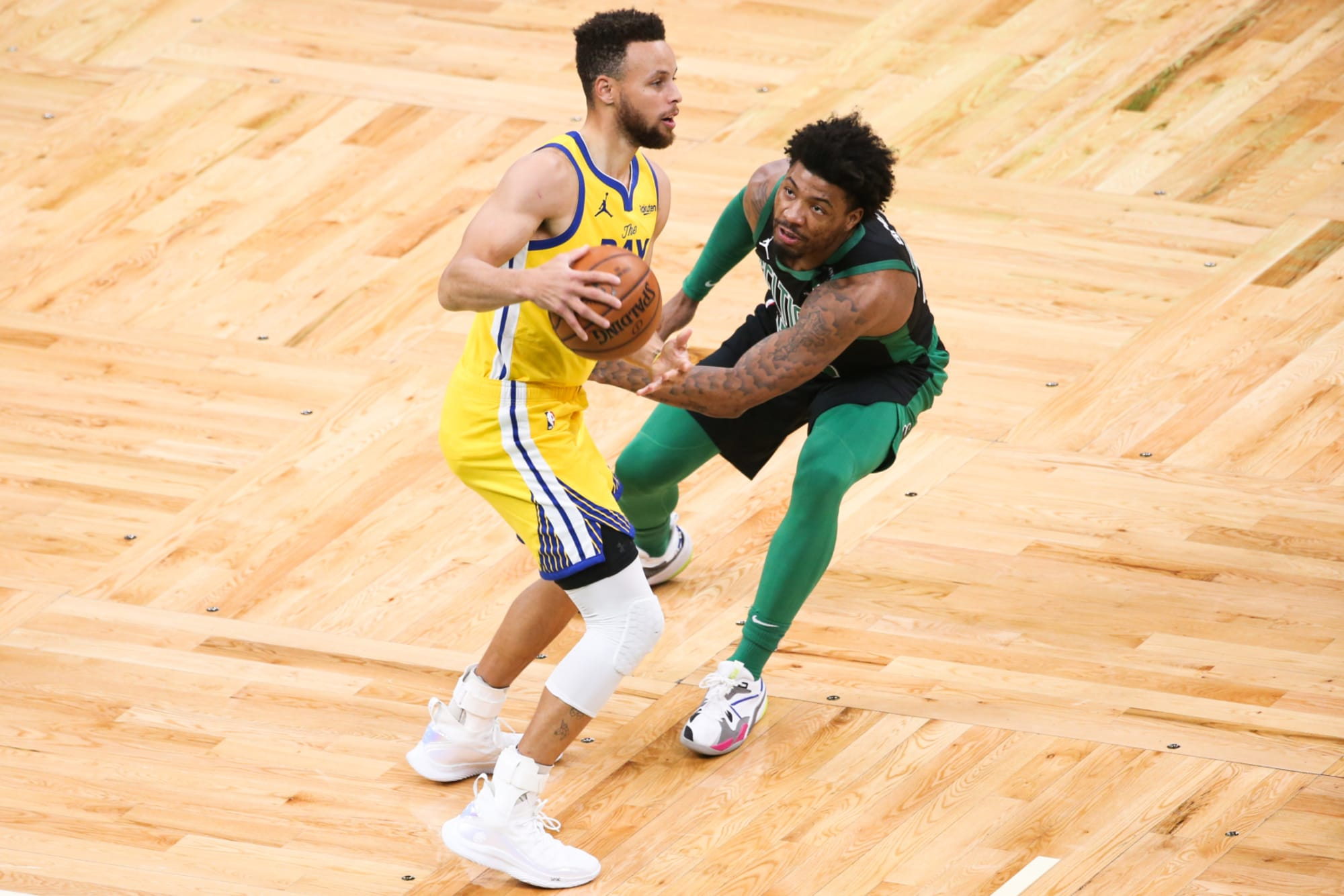 Boston Celtics: MA Congresswoman doesn't want Marcus Smart trade