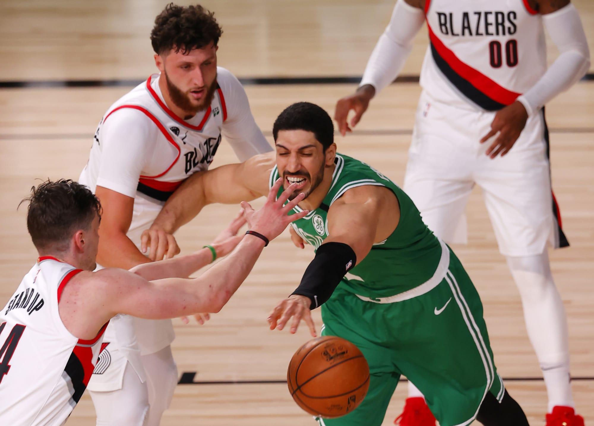 Boston Celtics: 2 big-man trades Cs can make this offseason