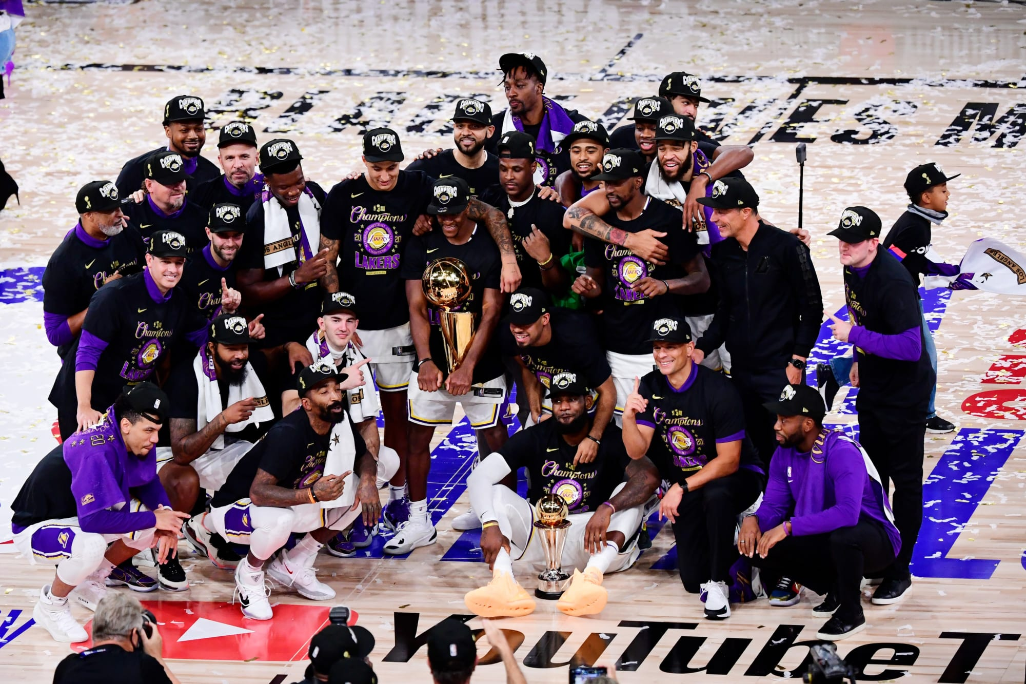 Boston Celtics: 4 Cs related facts after Lakers win 2020 ...