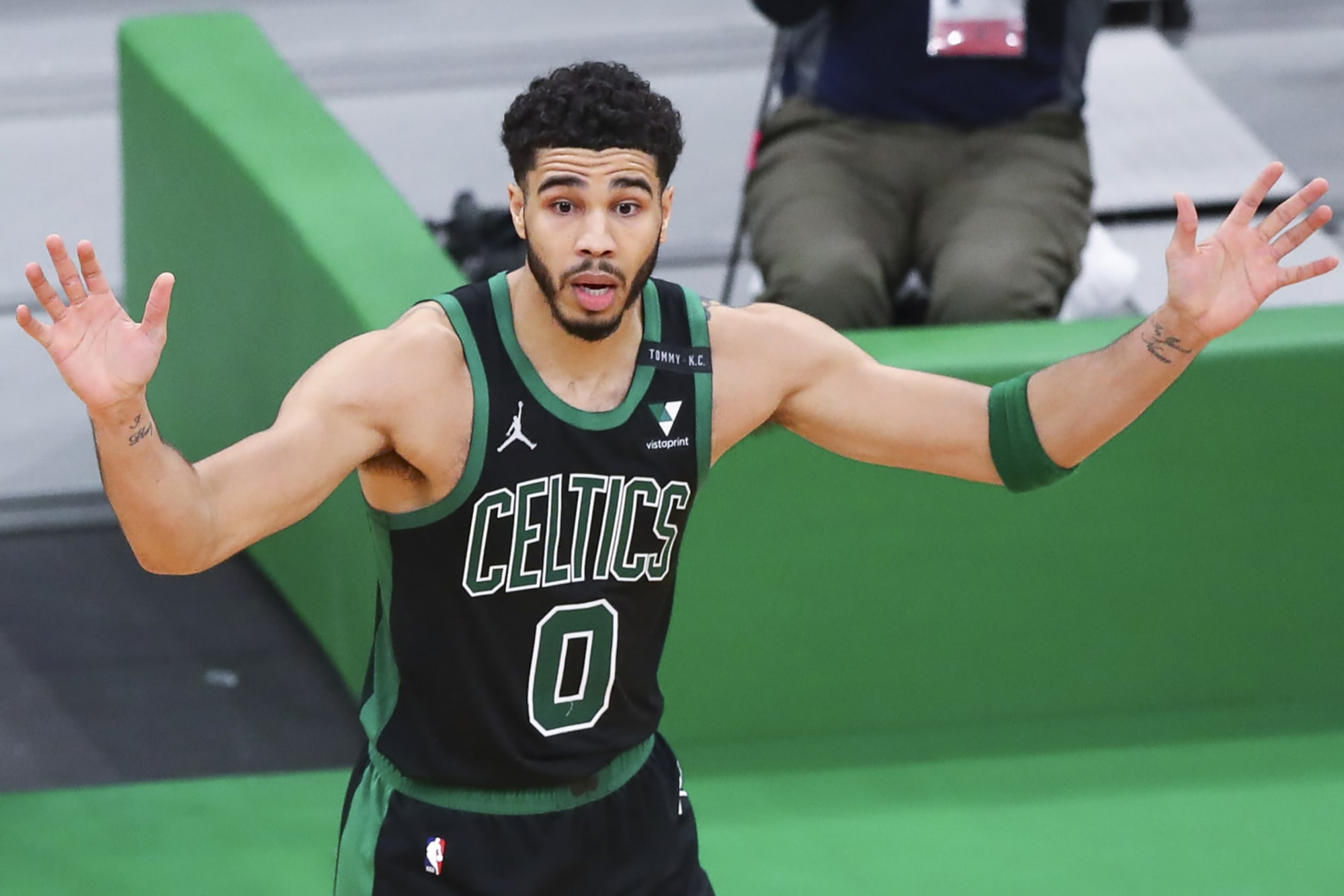 Boston Celtics news: Jayson Tatum left off of All-NBA teams - Hardwood Houdini