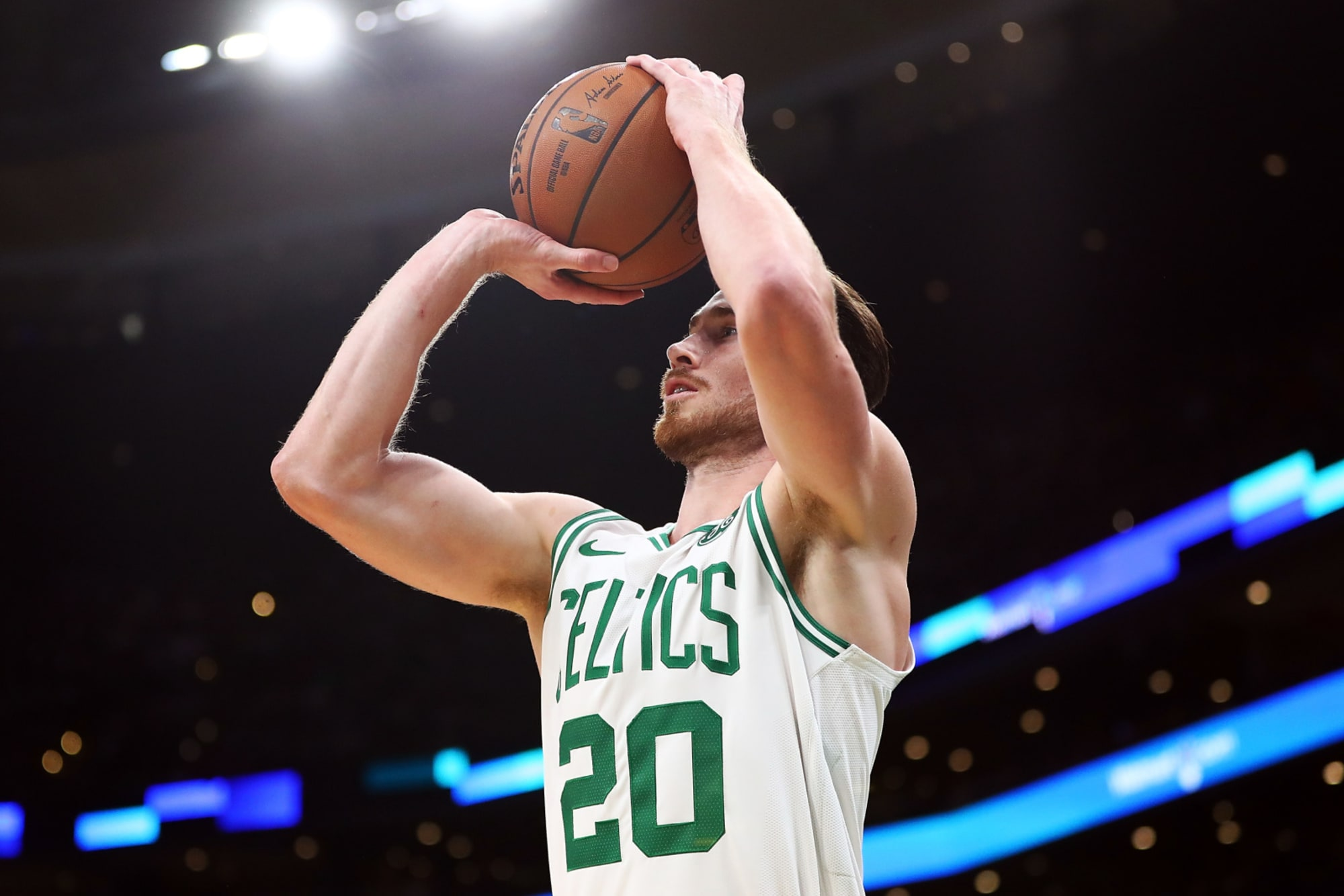 Boston Celtics Gordon Hayward May Be Back But How Is He Performing