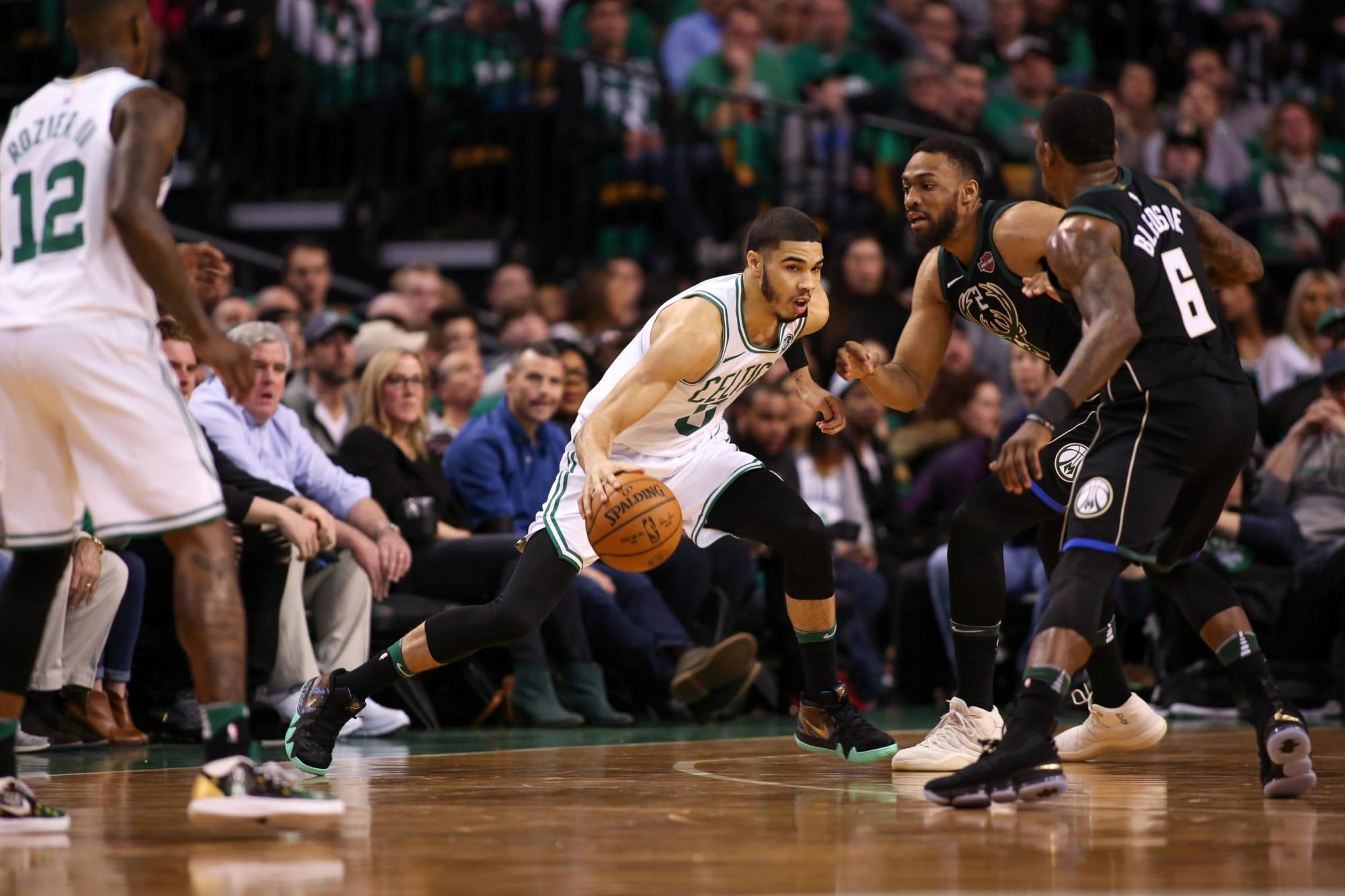 Boston Celtics: Jabari Parker-Jayson Tatum connection legitimate