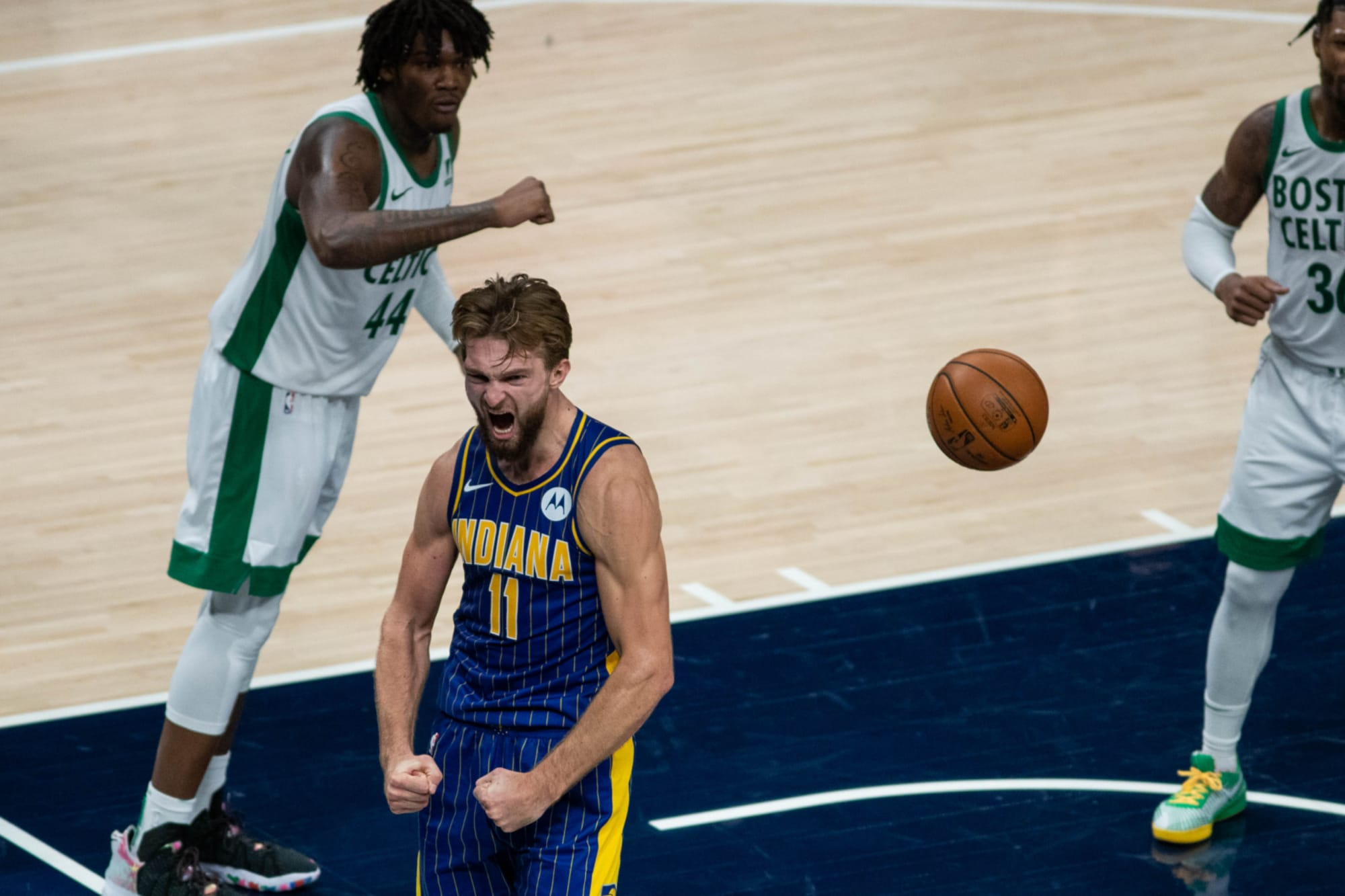 The Morning After Recap: Boston Celtics fall to Indiana in final seconds