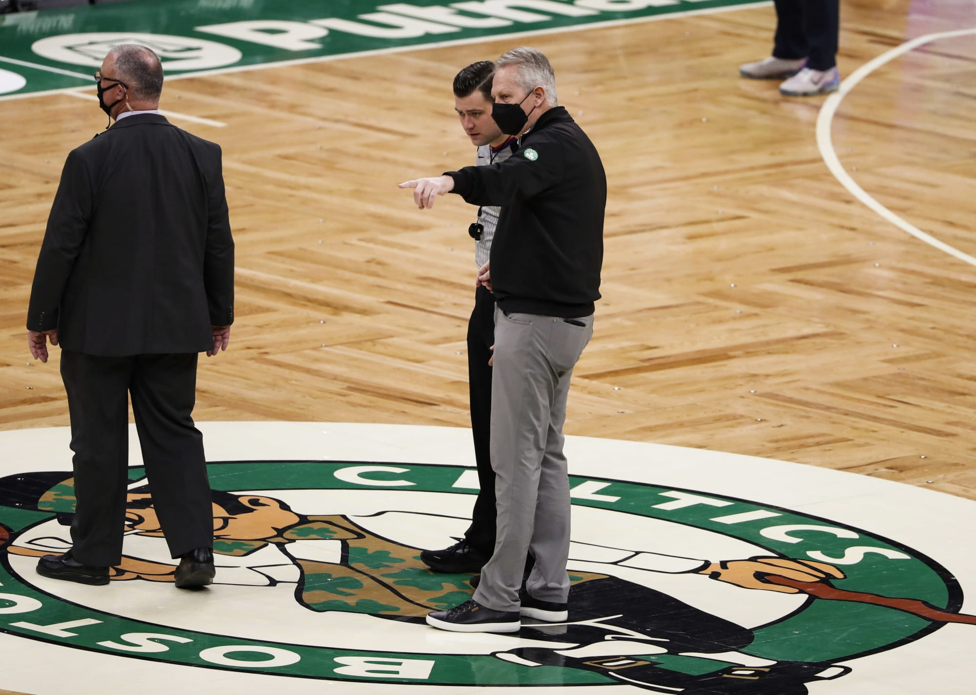 Boston Celtics: Danny Ainge hints offseason roster changes coming