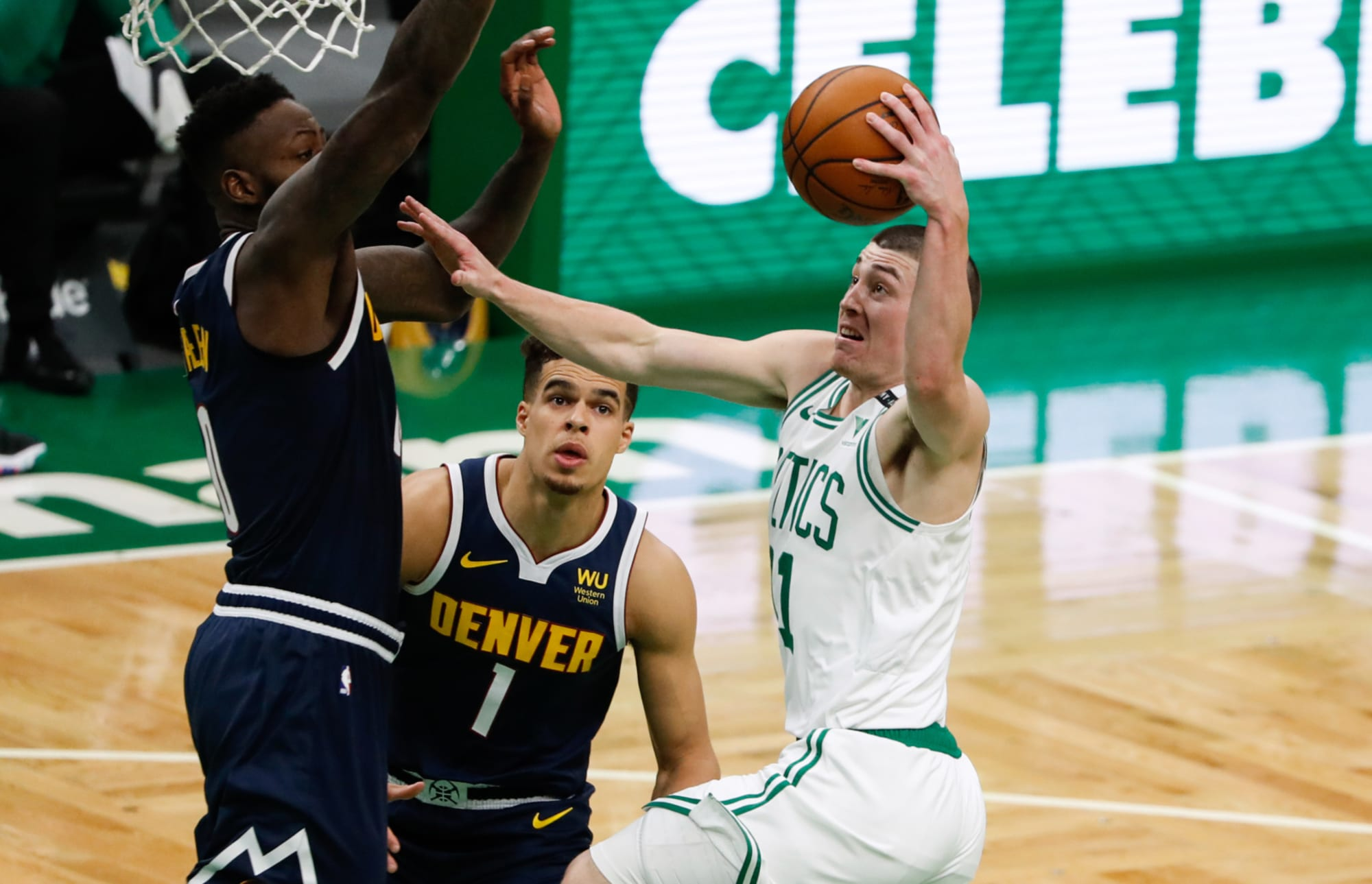 Boston Celtics: Breaking down the studs and duds in Cs ...