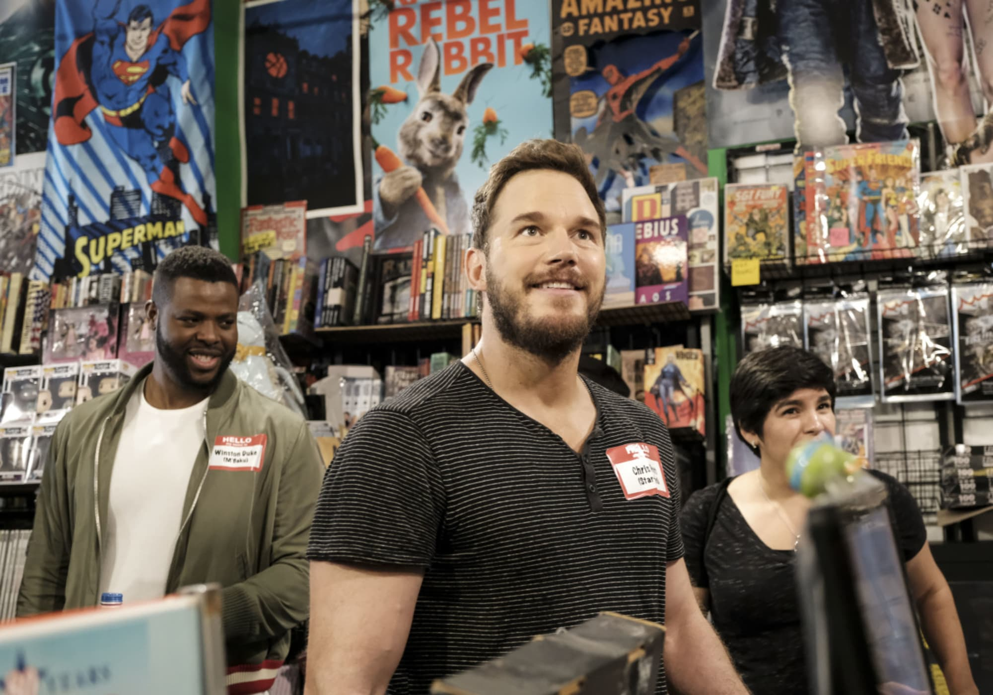 The LEGO Movie and 10 greatest Chris Pratt performances of all time