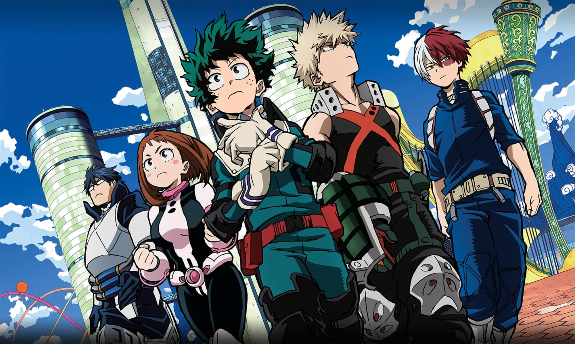 My Hero Academia 2 Movie Premiere Date North American Release Date