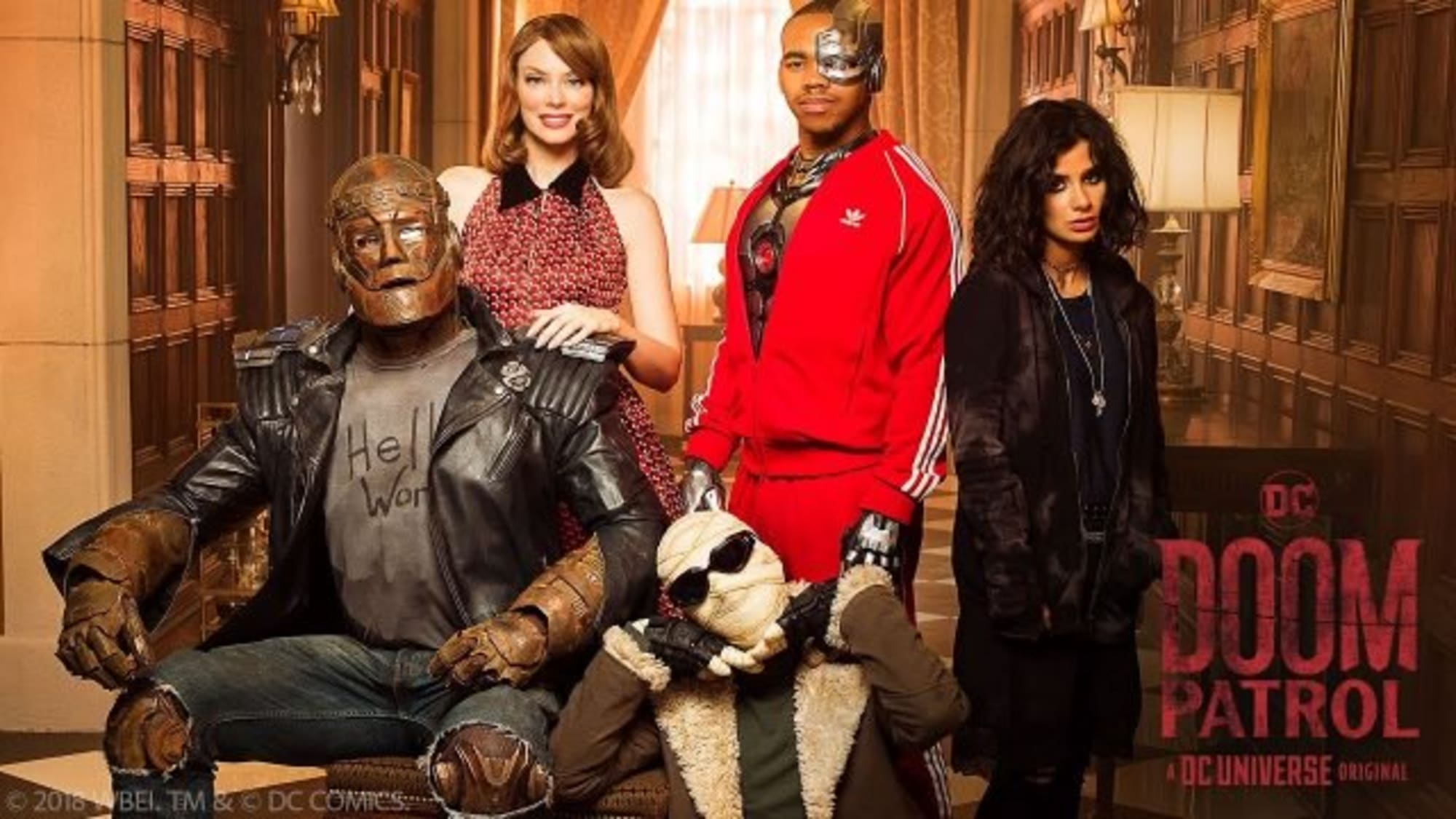 What Happens In Doom Patrol Season 1 Episode 1