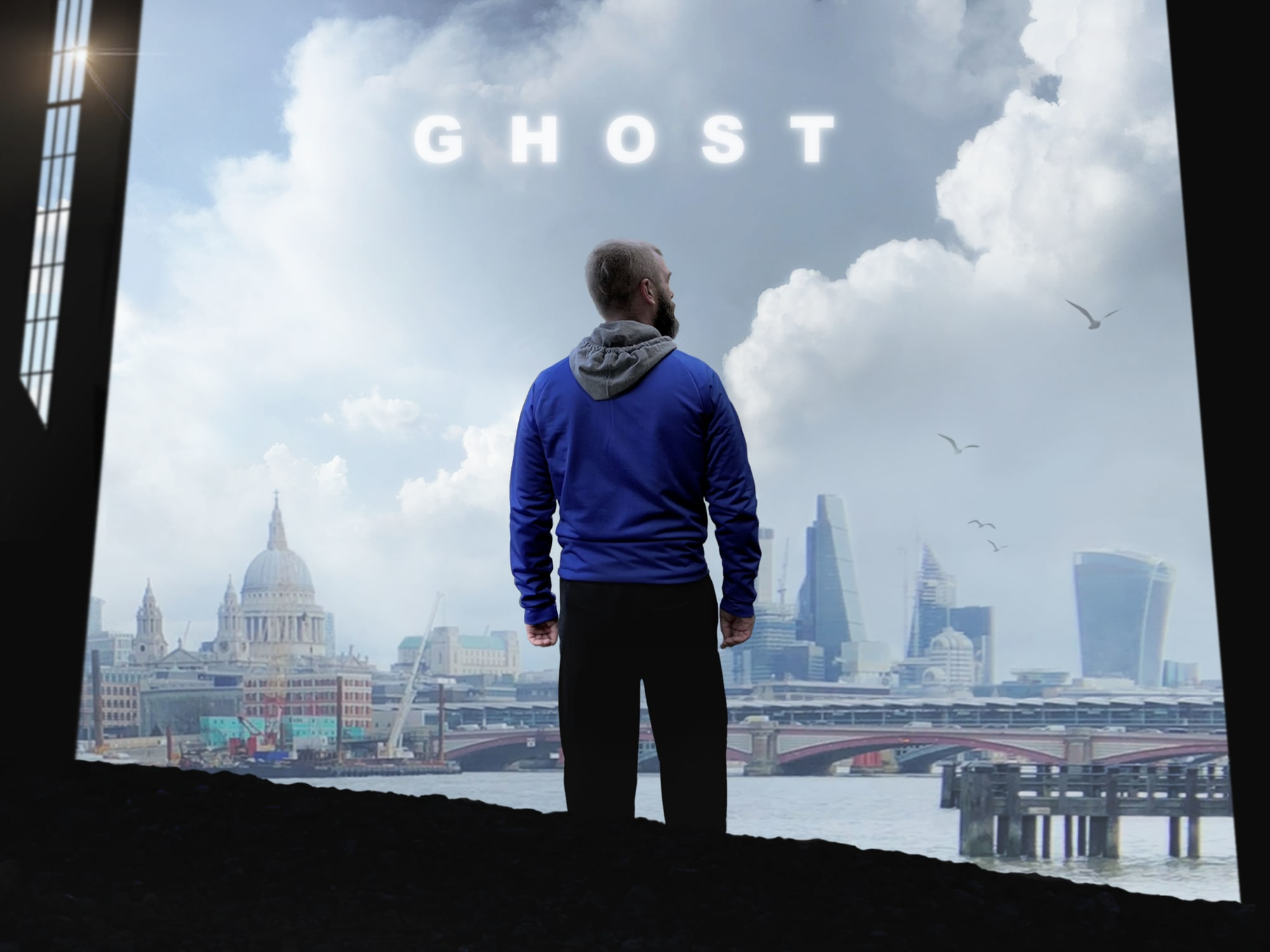 Ghost has some of the best camerawork of any movie shot on an iPhone