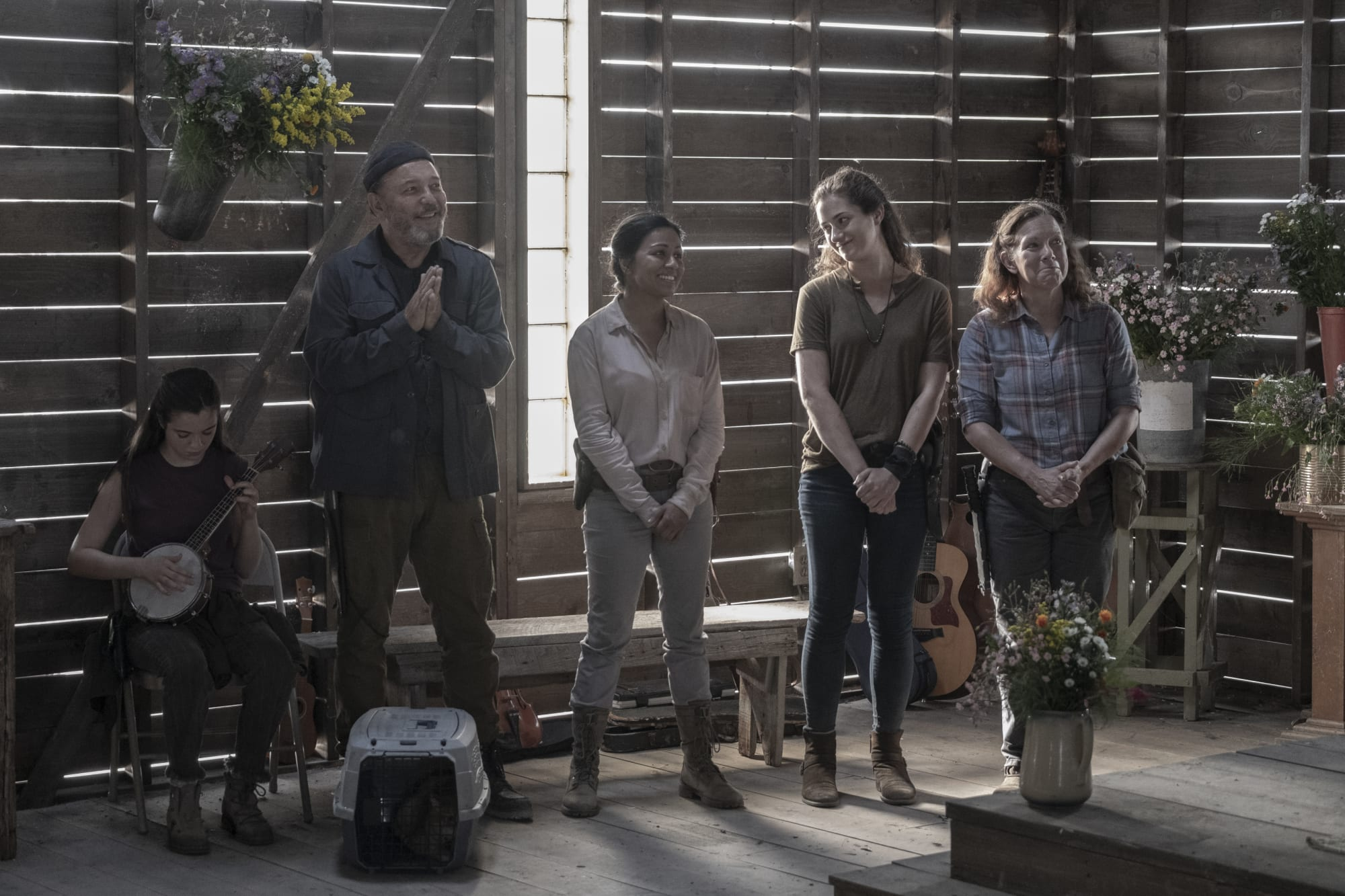 Fear the Walking Dead: How to watch season 6, episode 12 live tonight, May 9, 2021
