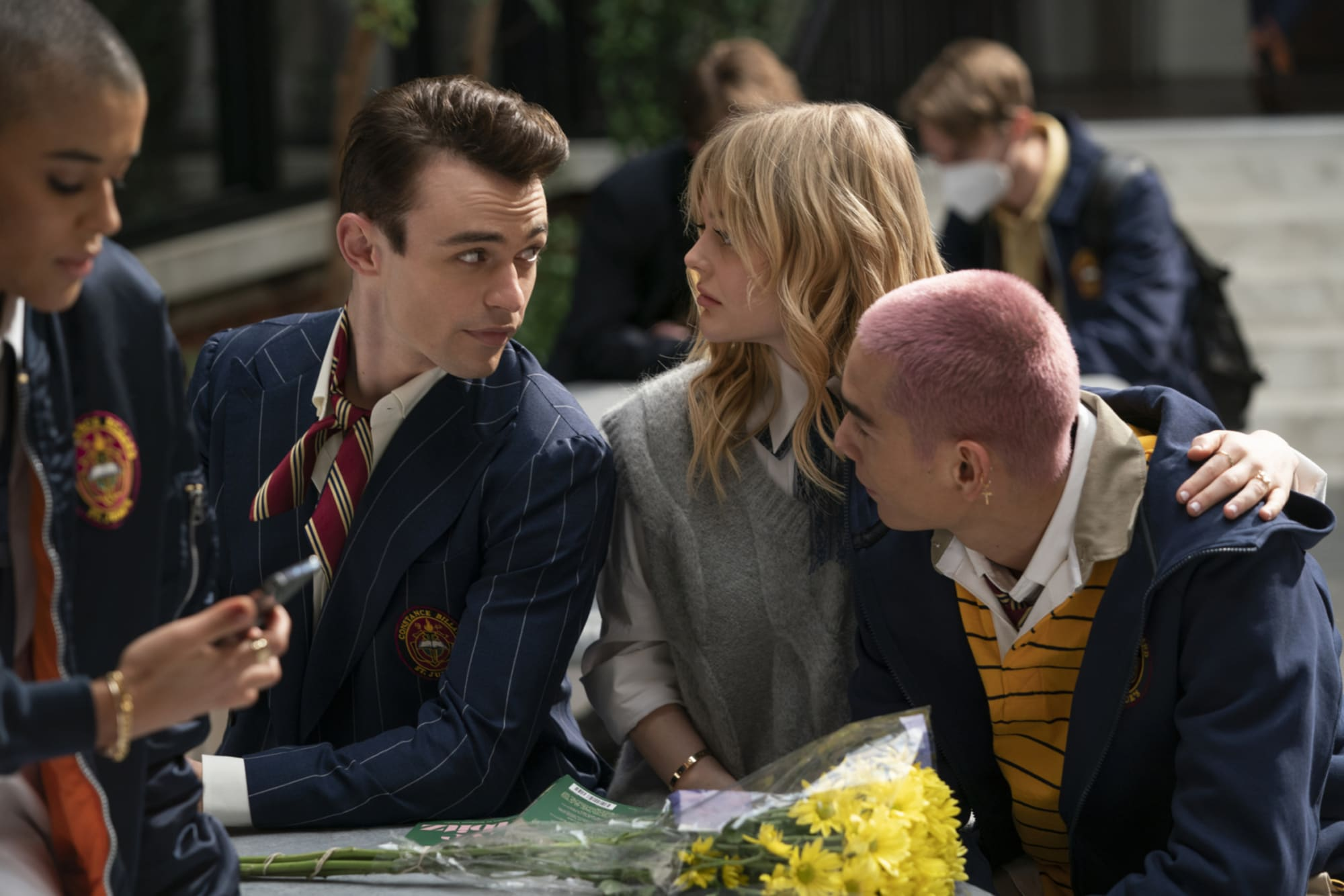 Gossip Girl (2021) Episode 6 spoilers: Are Audrey, Aki, and Max on the rise?