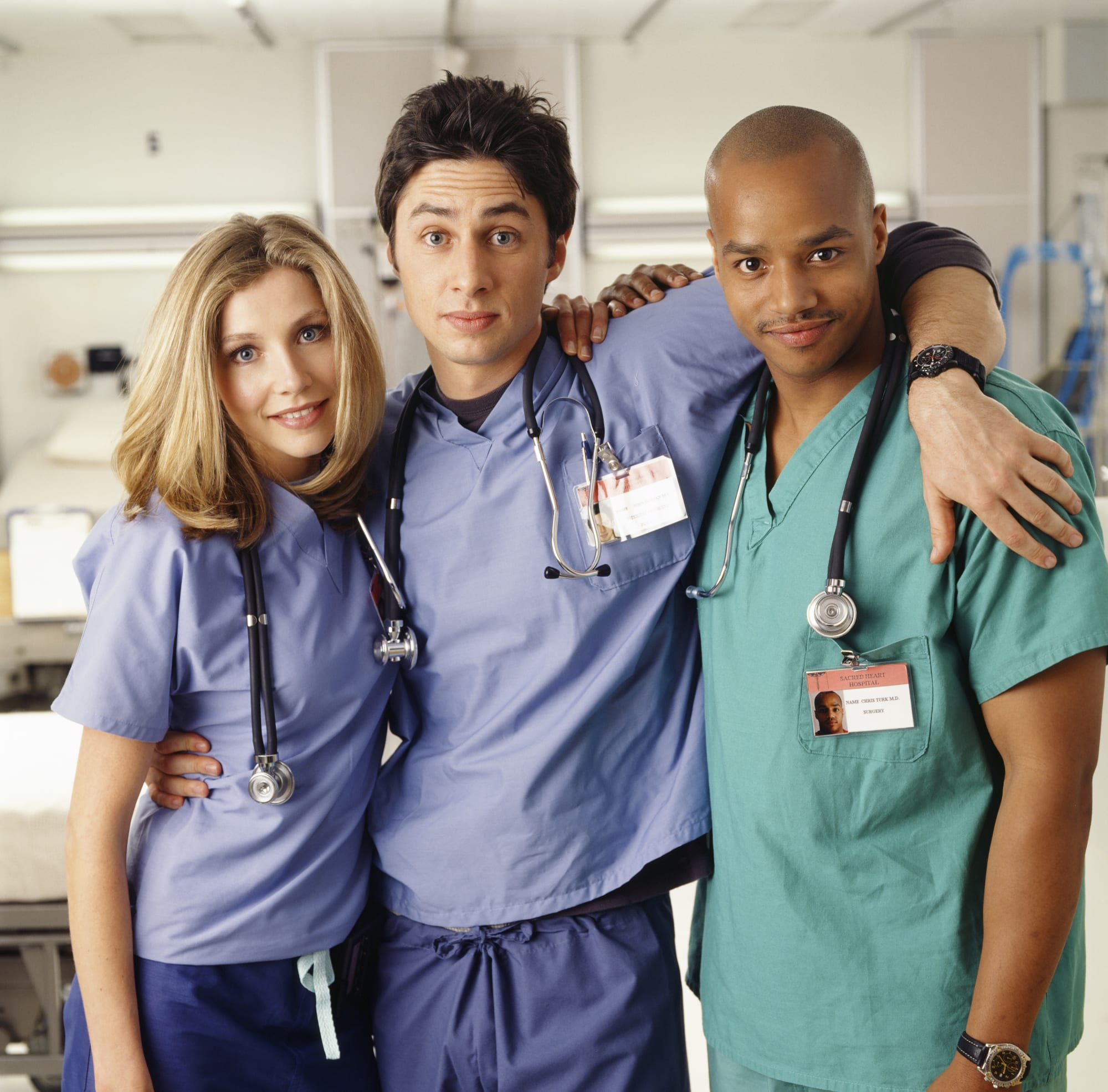 31 thoughts I had while watching Scrubs for the first time