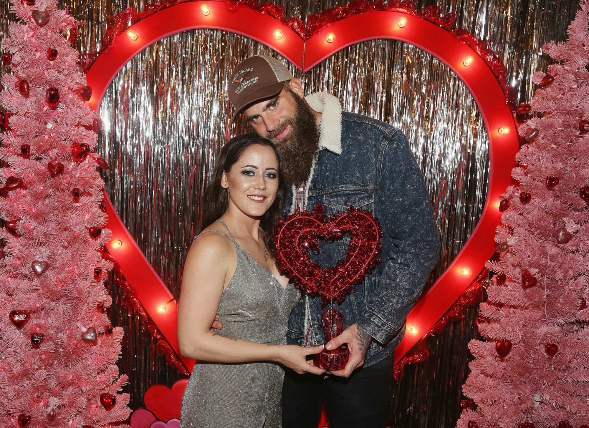 Jenelle Evans defends David Eason relationship as they celebrate 3-year anniversary