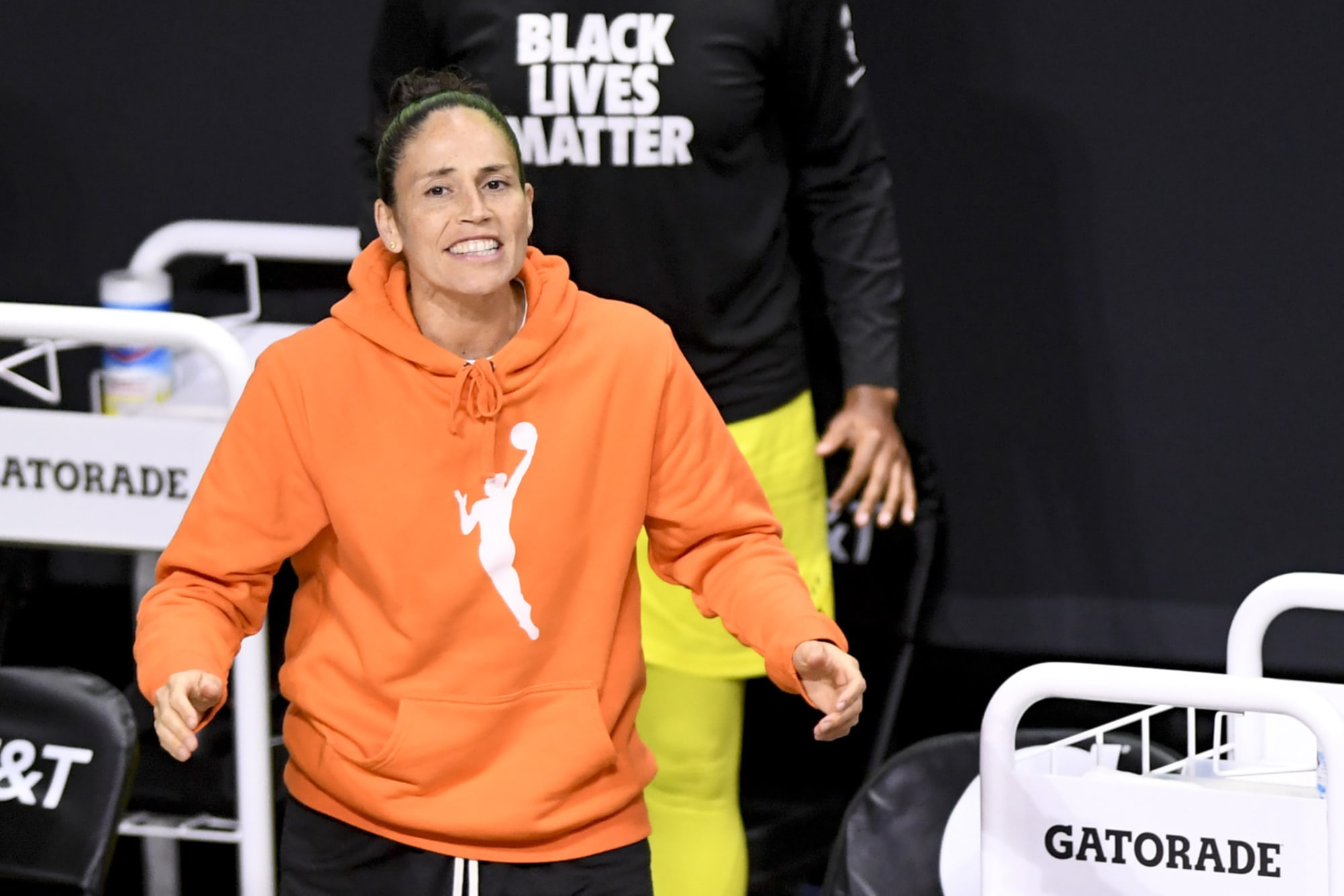 Your Day in Women's Basketball, August 14: Odyssey Sims and Sue Bird return