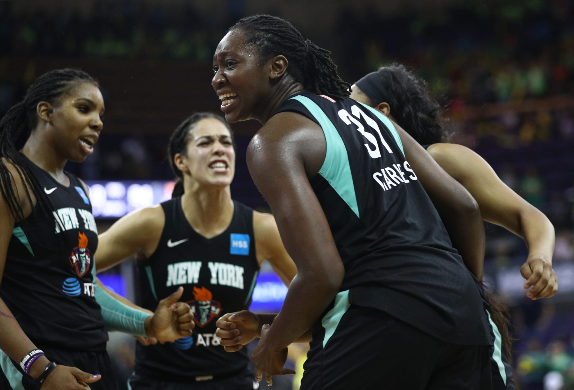 Your Day in Women's Basketball, May 7: The evolution of bigs from Charles to Wilson