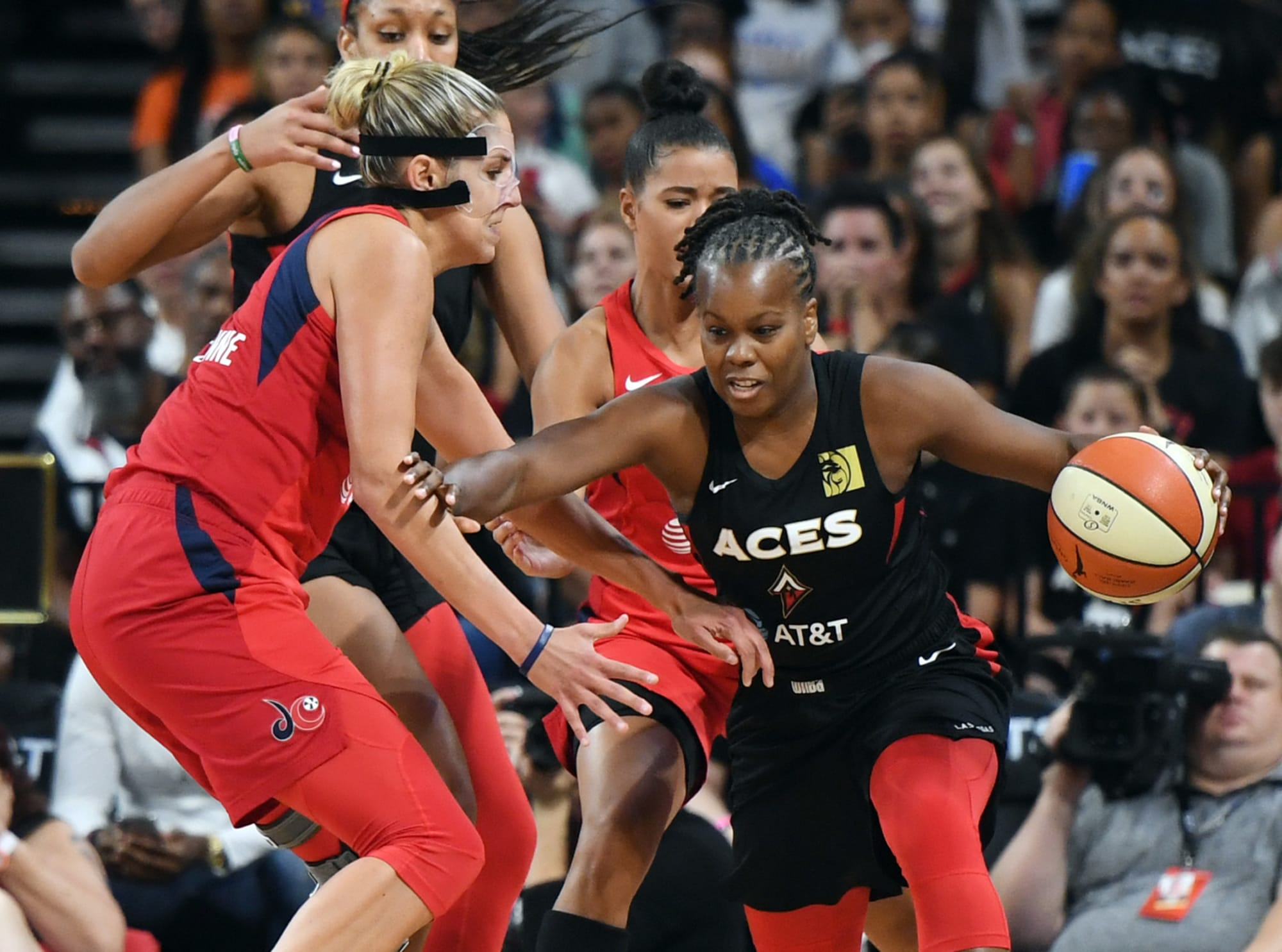 Your Day in Women's Basketball, January 15: New ownership in Las Vegas as Davis purchases Aces
